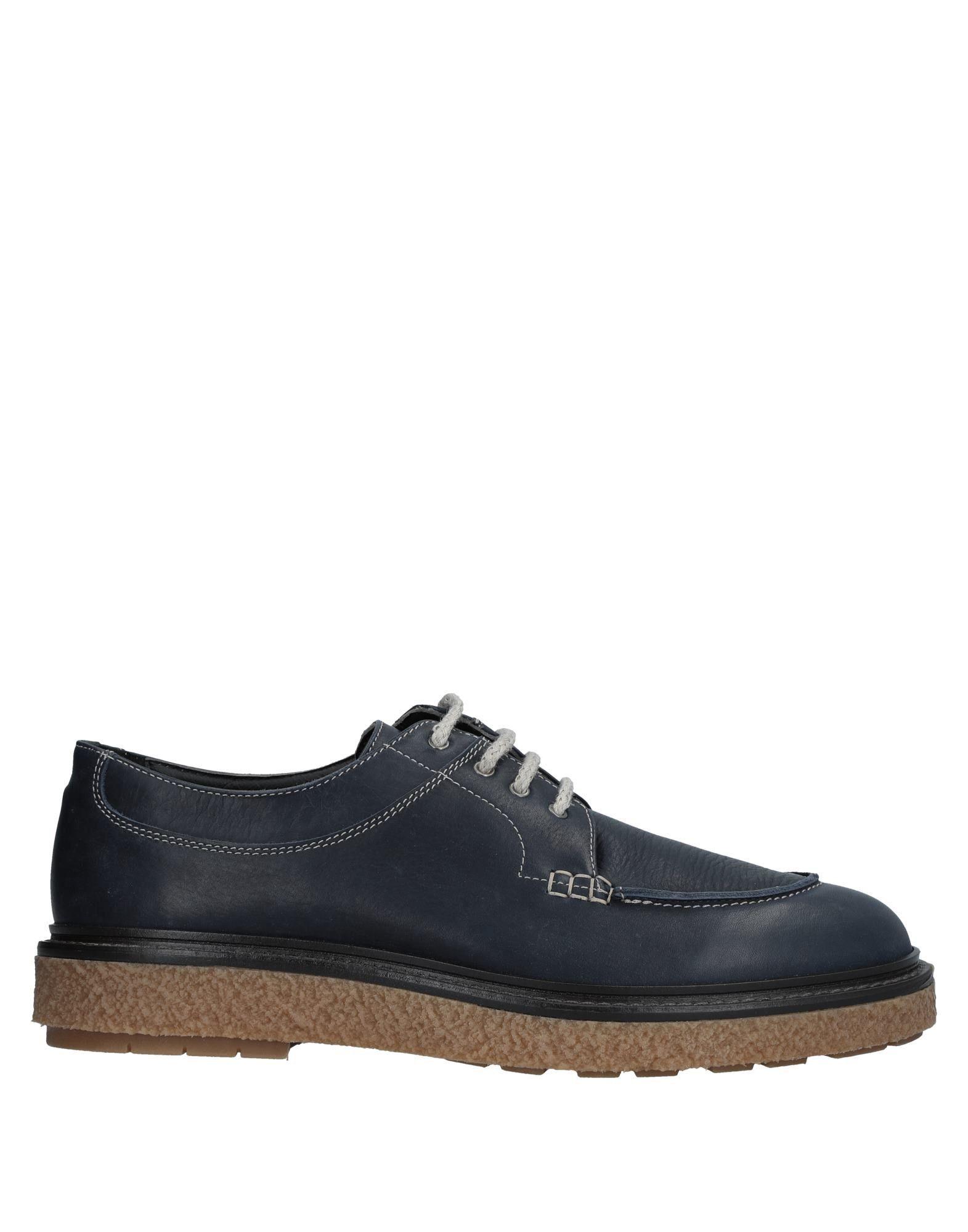 Rabatt echte Schuhe Andrea Morelli Schnürschuhe Herren  11527602VH
