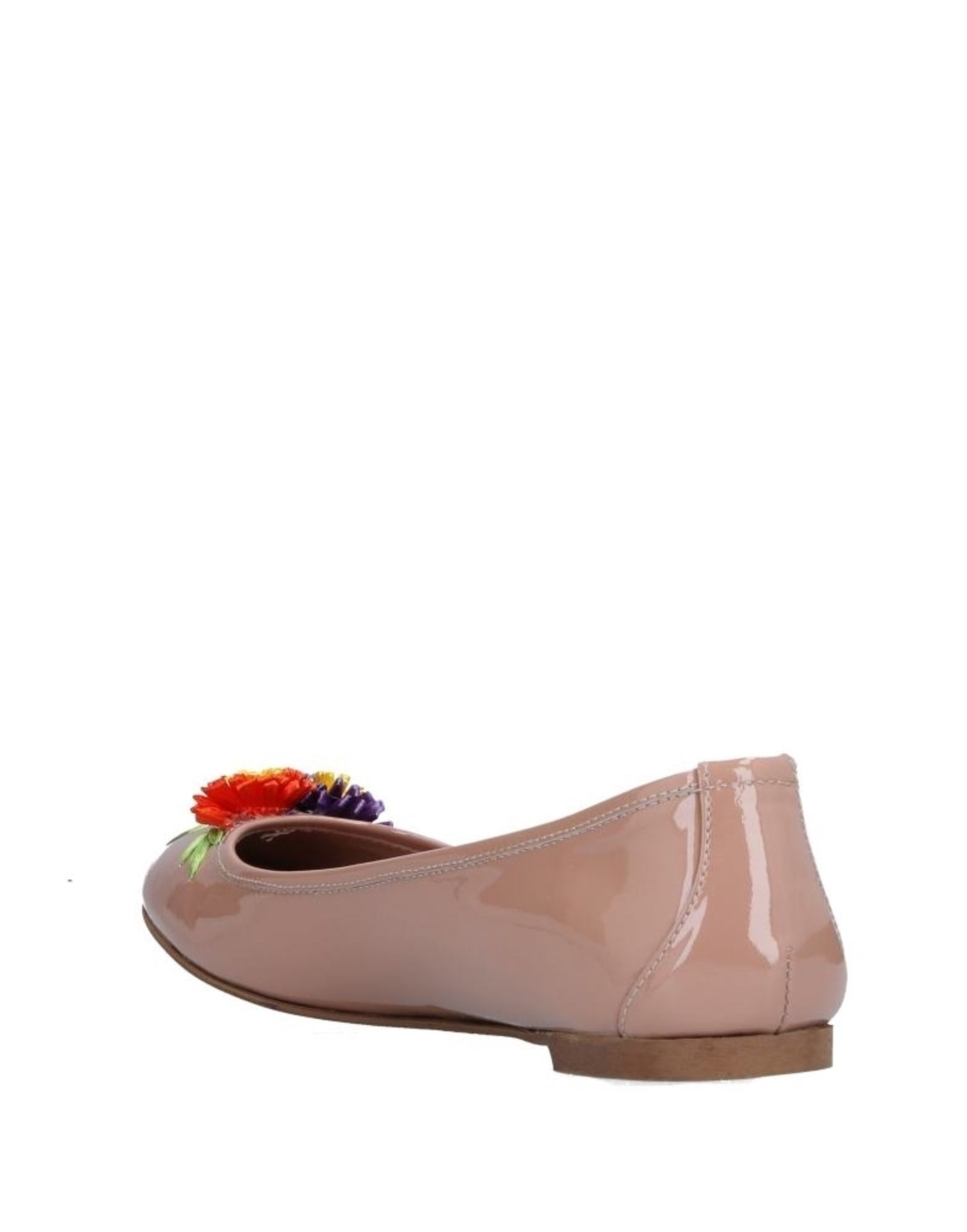 Red(V) aussehende Ballerinas Damen  11527655XDGut aussehende Red(V) strapazierfähige Schuhe c1b3d3