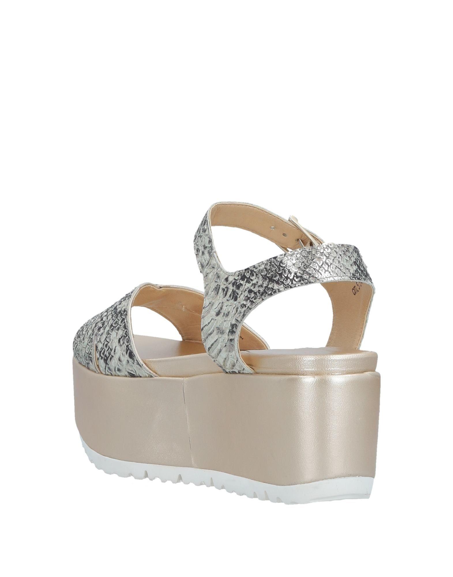 Rabatt Schuhe Stuart Weitzman Sandalen Damen  11527658VM