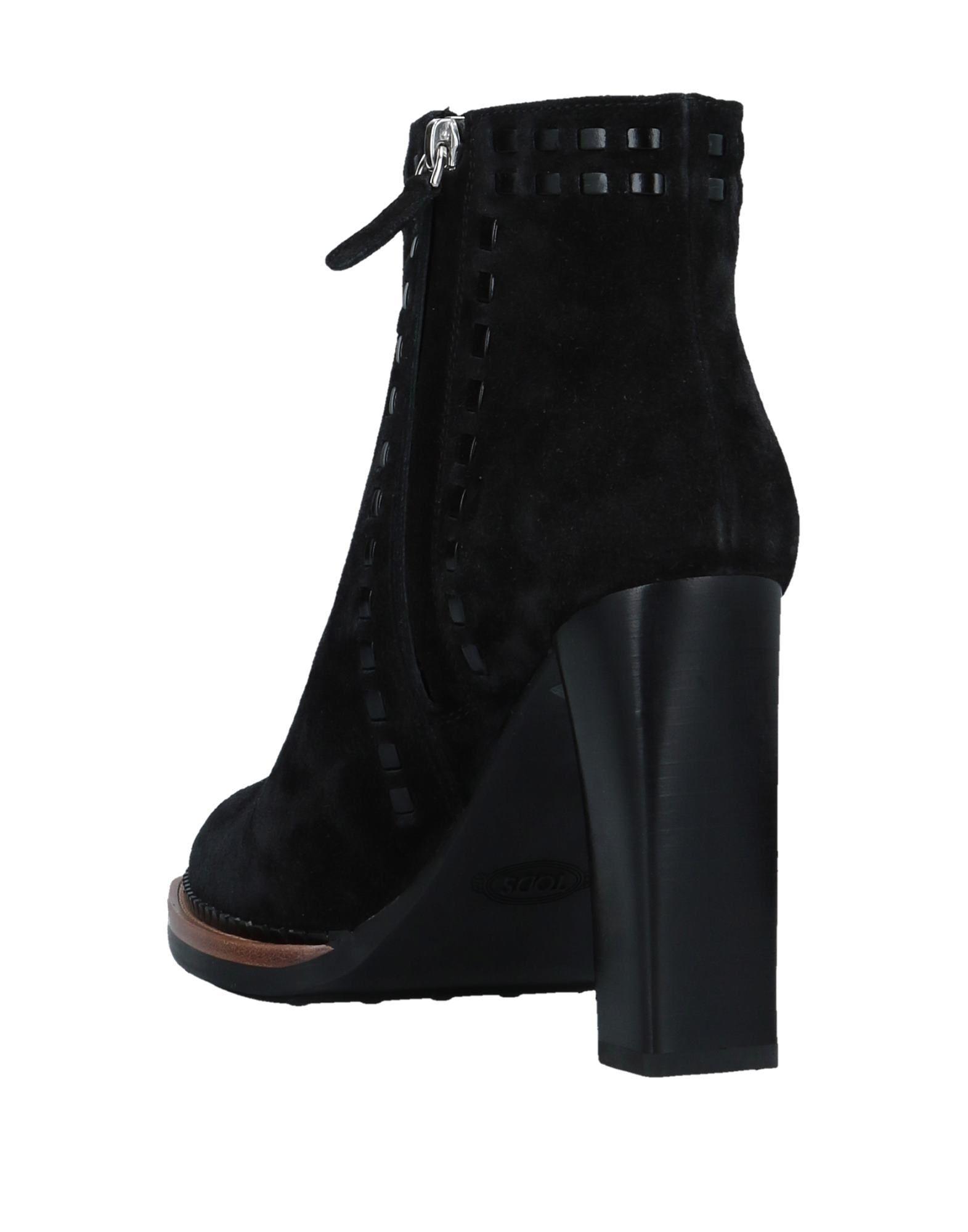 Tod's Stiefelette Damen gut  11527712VQGünstige gut Damen aussehende Schuhe 092704