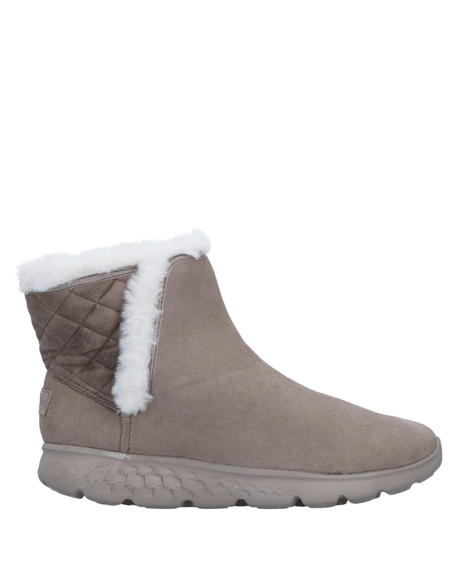 Haltbare Mode billige Schuhe Skechers Stiefelette Damen  11527852KR Heiße Schuhe