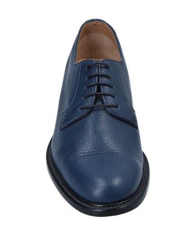 Chaussures Foncé Bleu À Church's Lacets SwxdqRR8