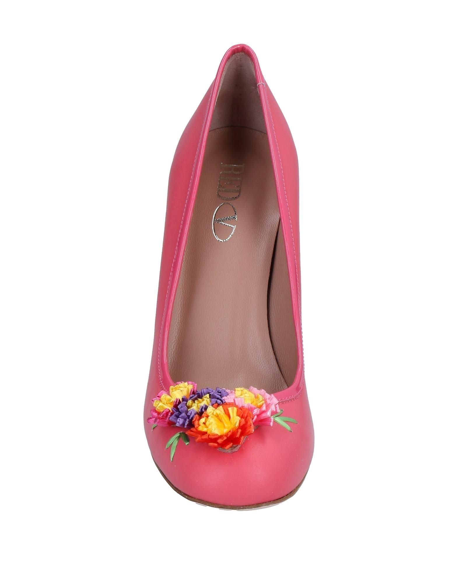 Stilvolle Red(V) billige Schuhe Red(V) Stilvolle Pumps Damen  11527864BN 0063dd
