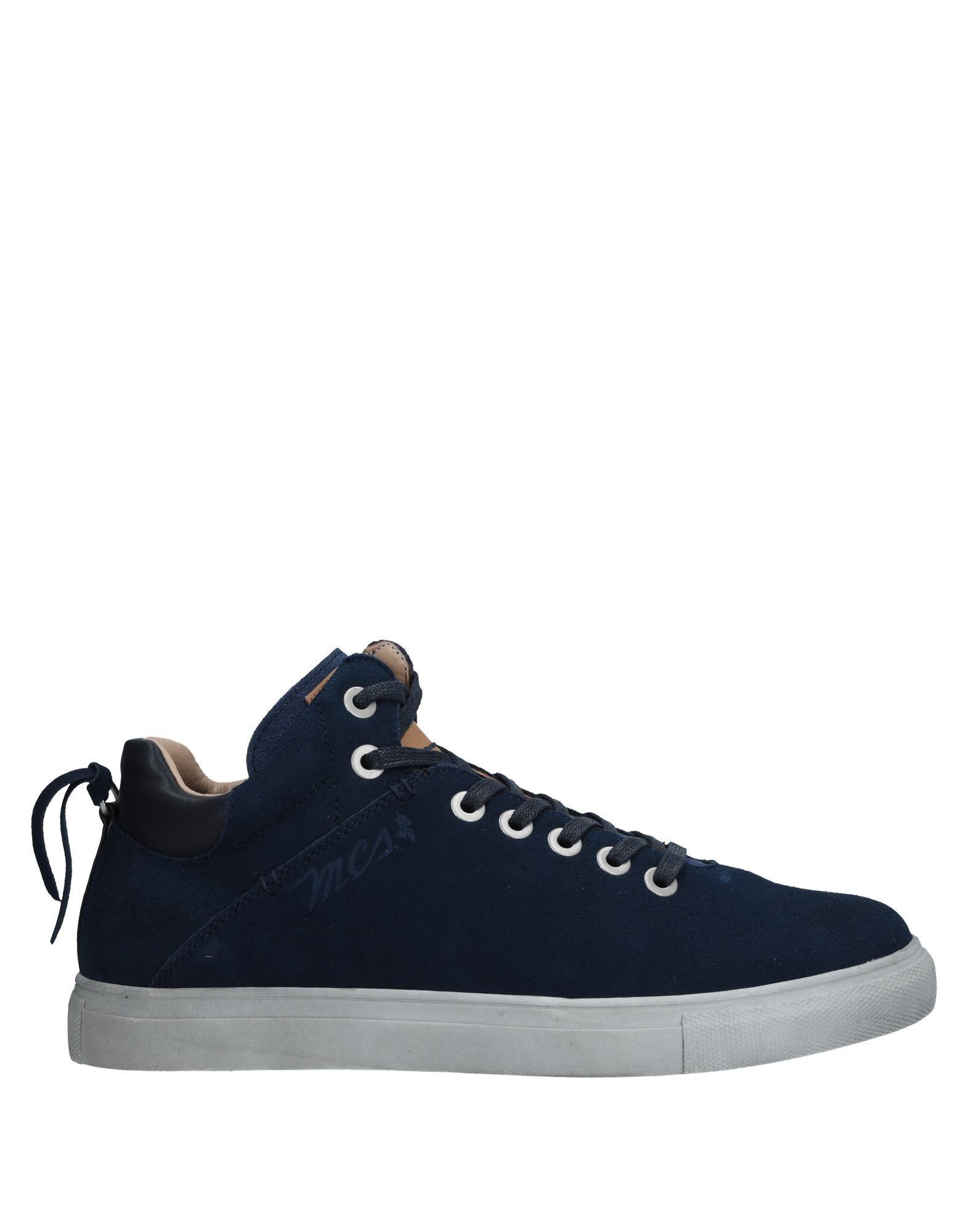Sneakers Mcs Marlboro Classics Homme - Sneakers Mcs Marlboro Classics  Camel Dernières chaussures discount pour hommes et femmes