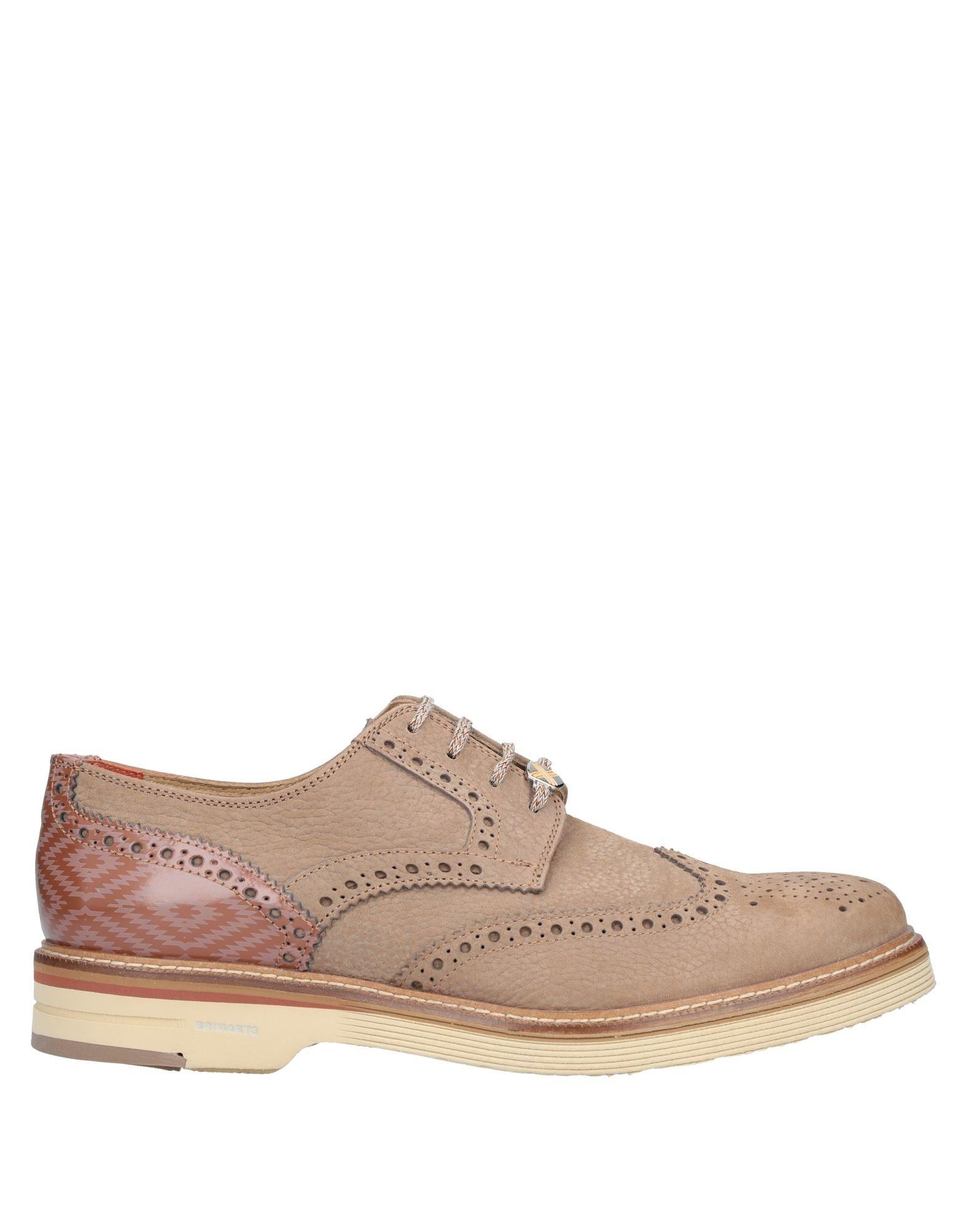 Rabatt echte Schuhe Brimarts Schnürschuhe Herren  11528030FX