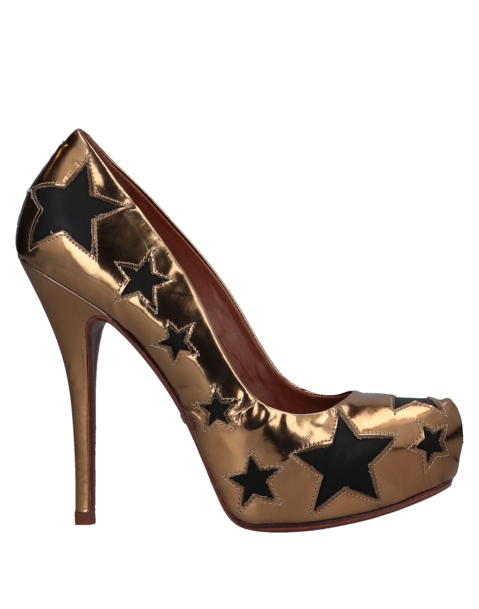 Stilvolle billige Schuhe Schutz Pumps Damen  11528040TS