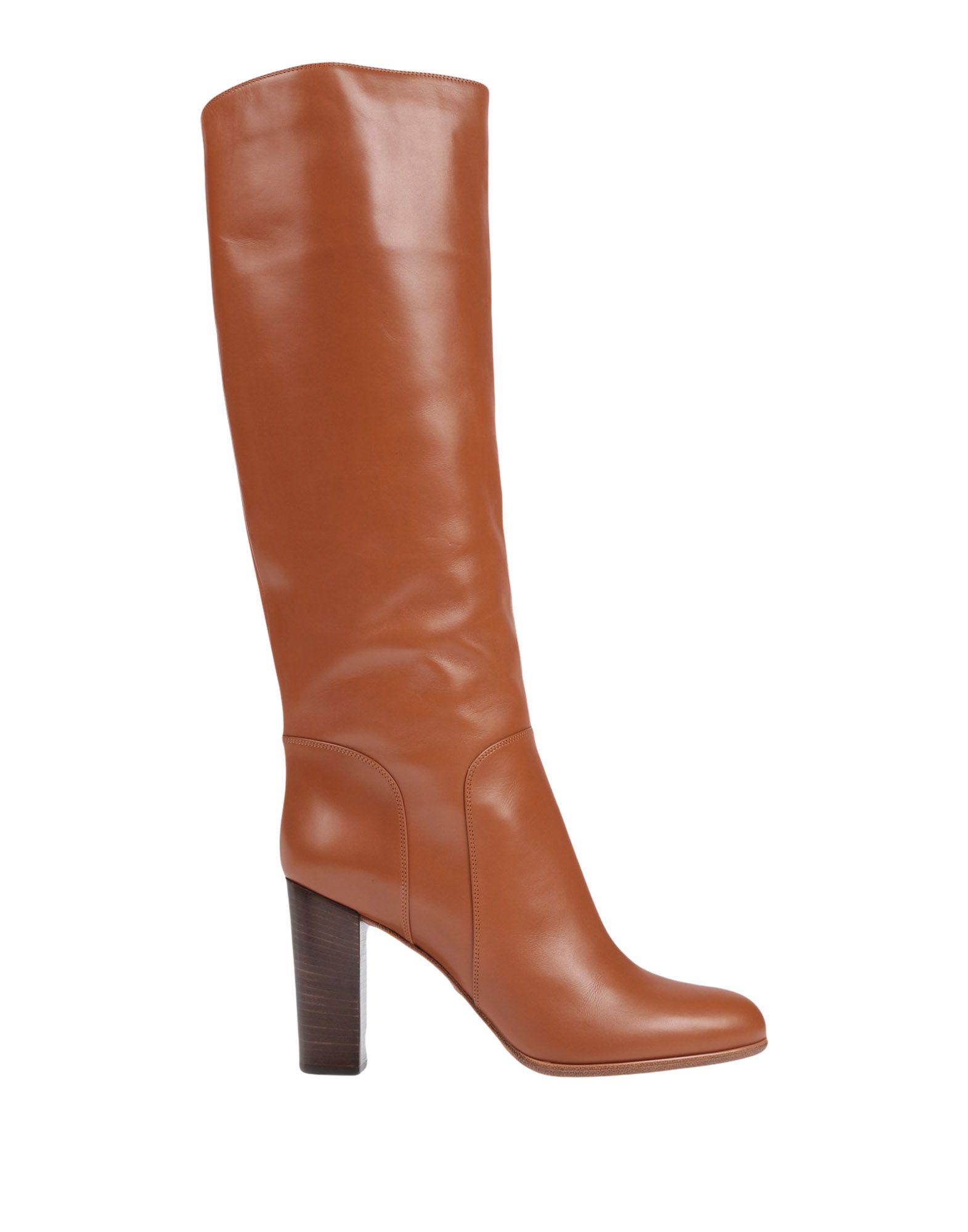 Sergio Rossi Rossi Boots - Women Sergio Rossi Rossi Boots online on  United Kingdom - 11528092LM e255ab