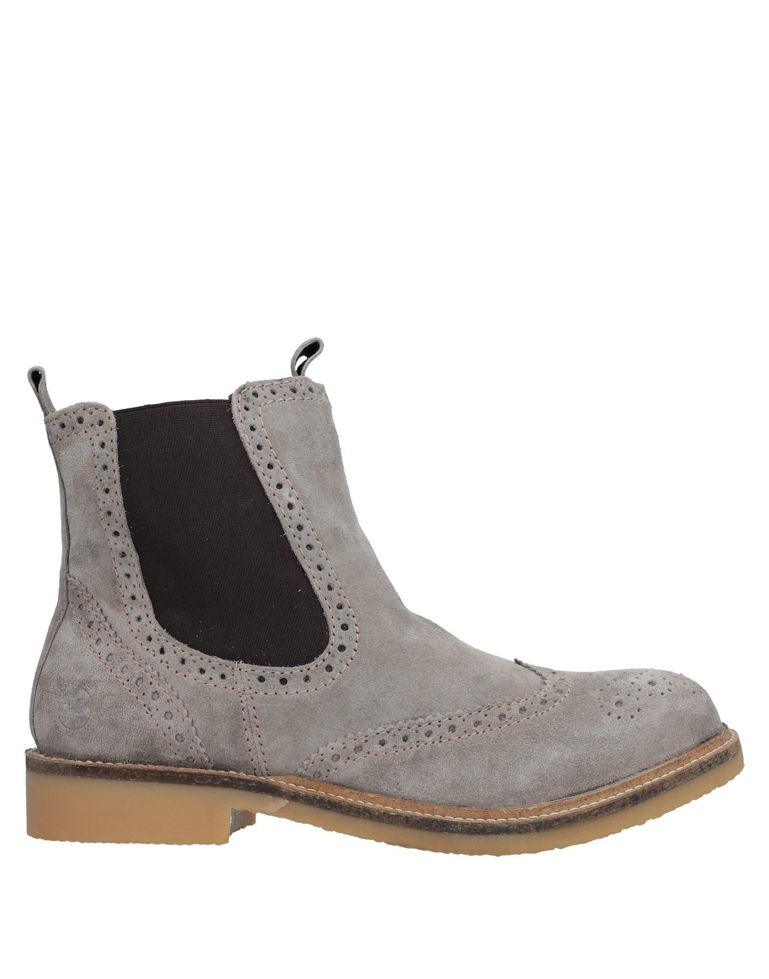 Rabatt echte Schuhe Lumberjack Stiefelette Herren  11528119HI
