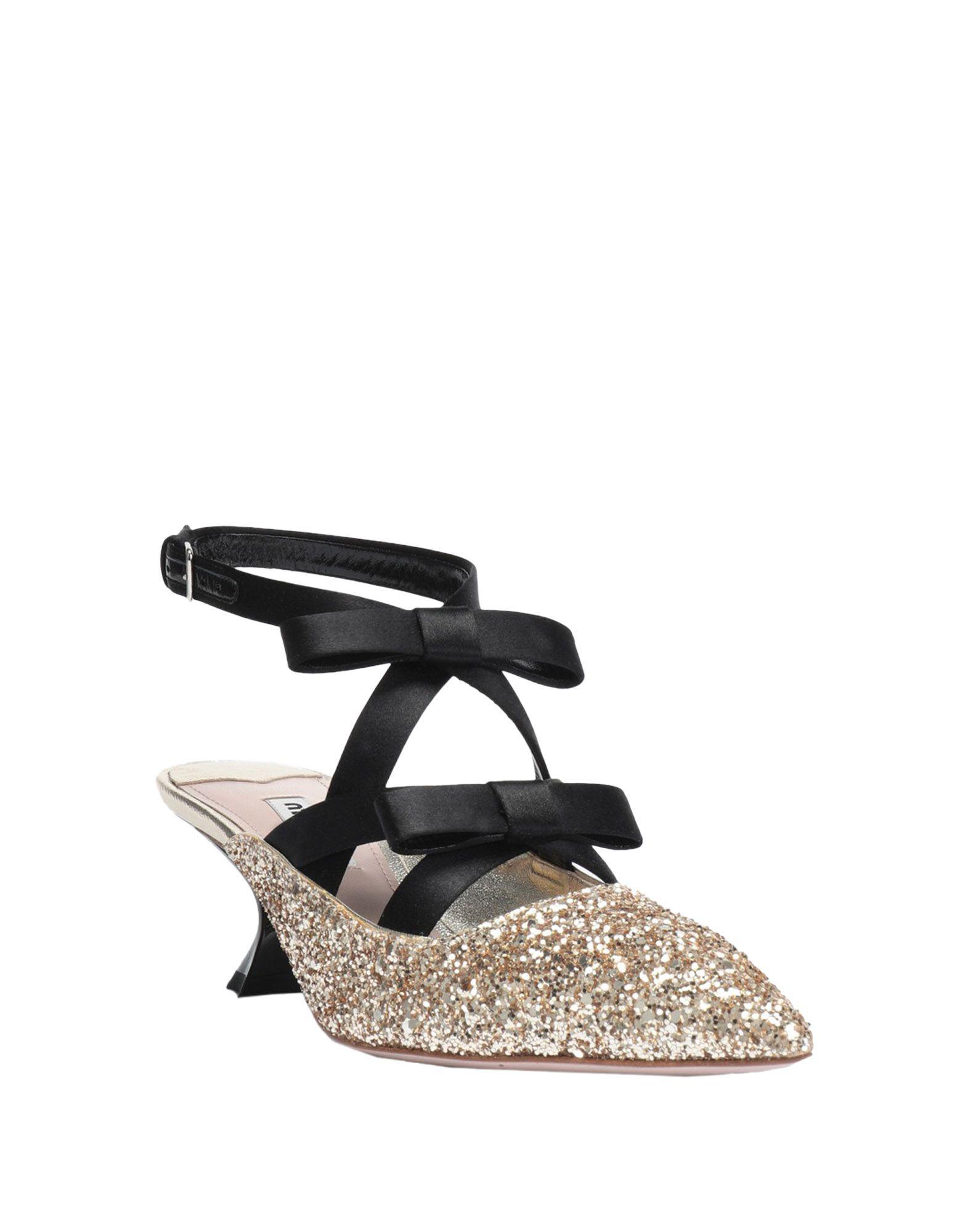 Miu Miu Pumps Damen  Schuhe 11528142OTGünstige gut aussehende Schuhe  eb98cd