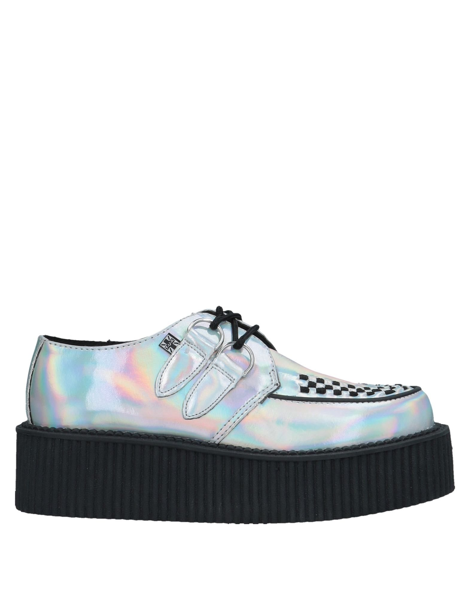 T.U.K Schnürschuhe Damen  11528187WH Gute Qualität beliebte Schuhe