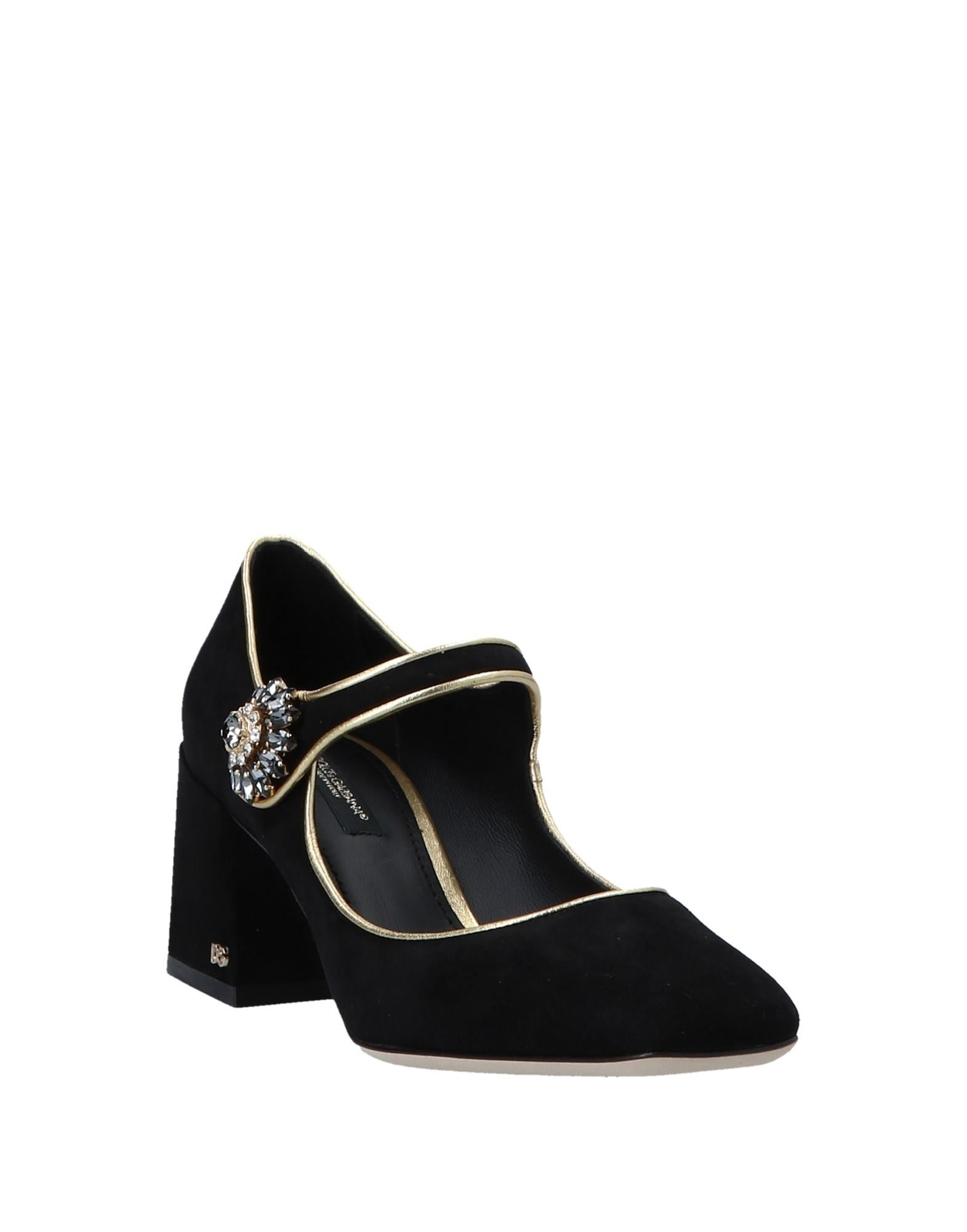 Dolce & Gabbana Pumps aussehende Damen  11528206XQGünstige gut aussehende Pumps Schuhe 7fe2a8