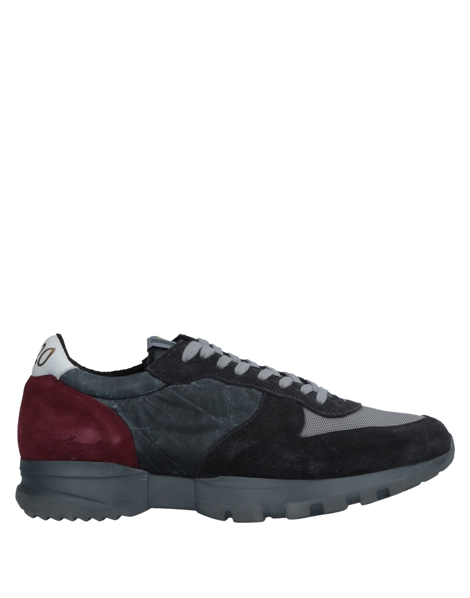 Rabatt Herren echte Schuhe Quattroventi Sneakers Herren Rabatt  11528262IA 327470