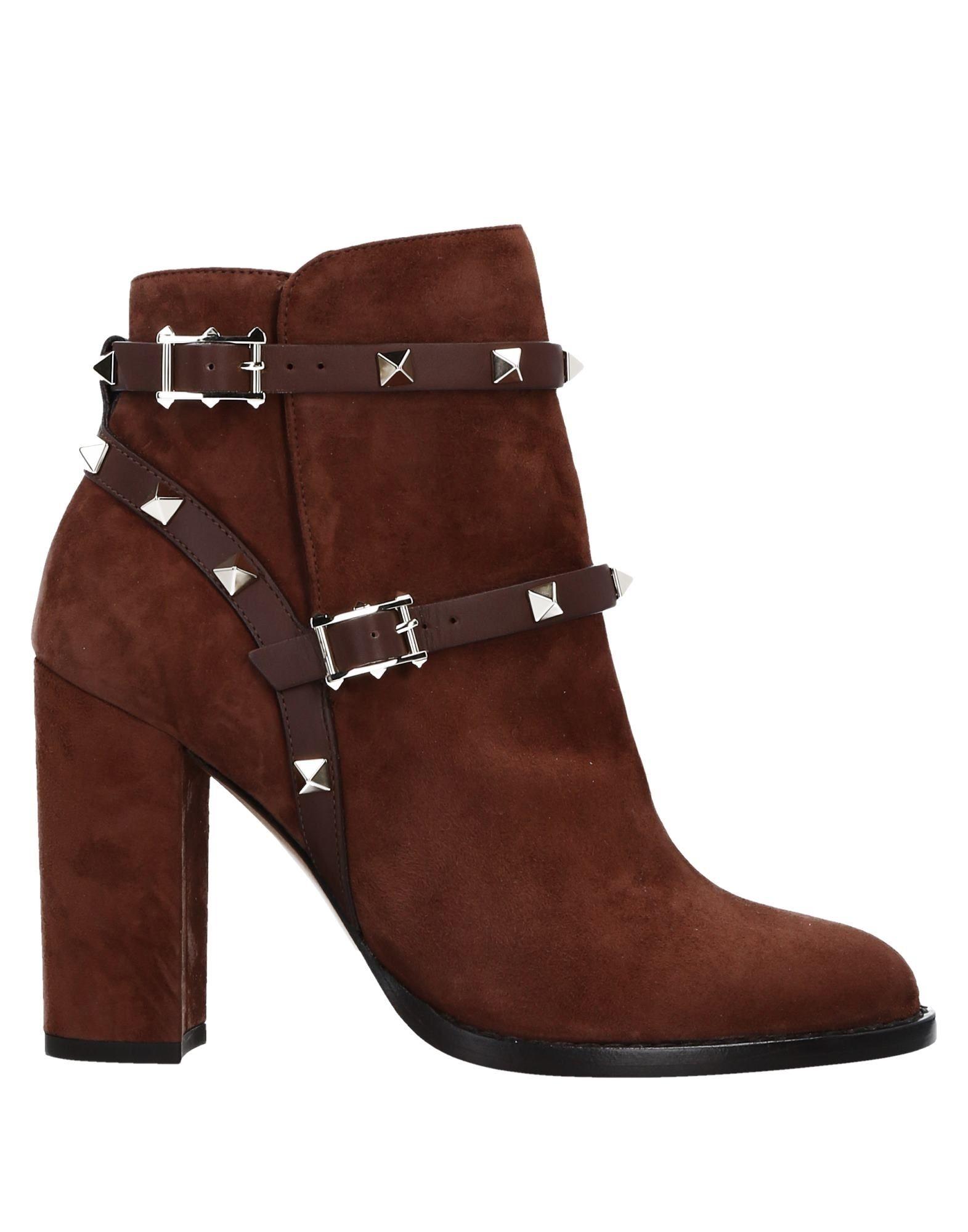 Valentino Garavani Stiefelette Damen  11528263PIGünstige gut aussehende Schuhe
