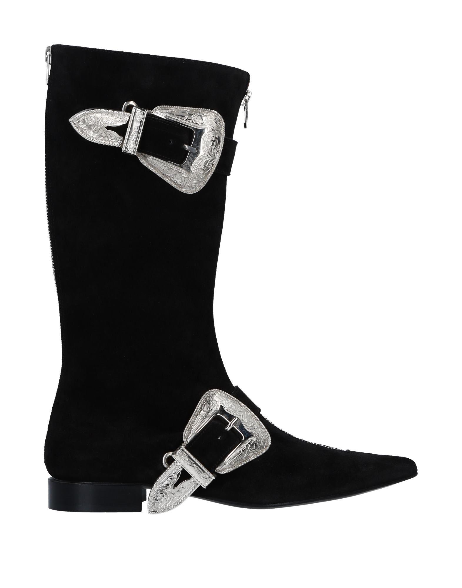 Rabatt Schuhe Toga Pulla Stiefel Damen  11528302SF