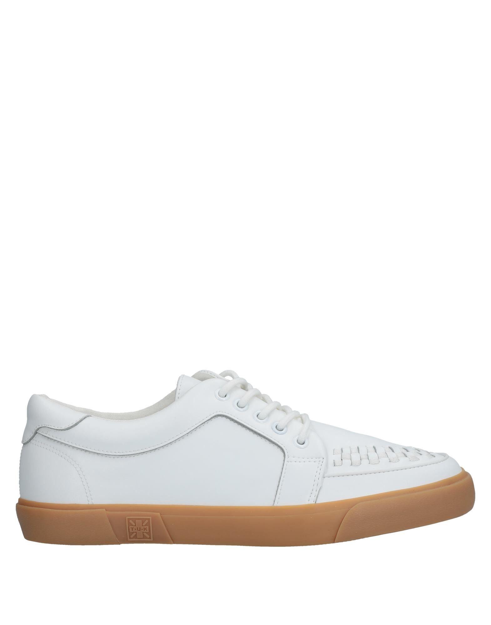 Rabatt echte Schuhe T.U.K Sneakers Herren  11528304HA