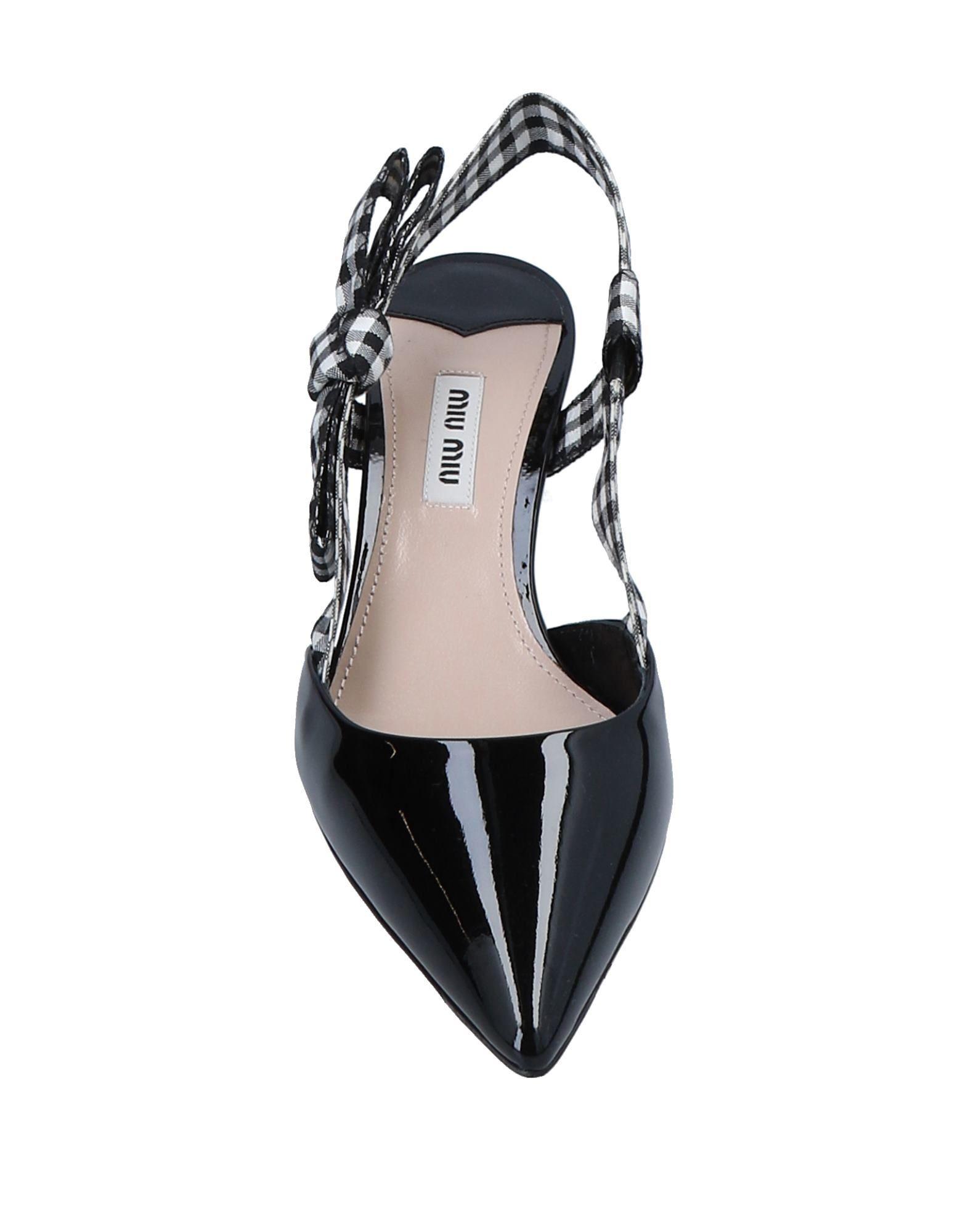 Miu Miu Pumps gut Damen  11528307SWGünstige gut Pumps aussehende Schuhe 971de2