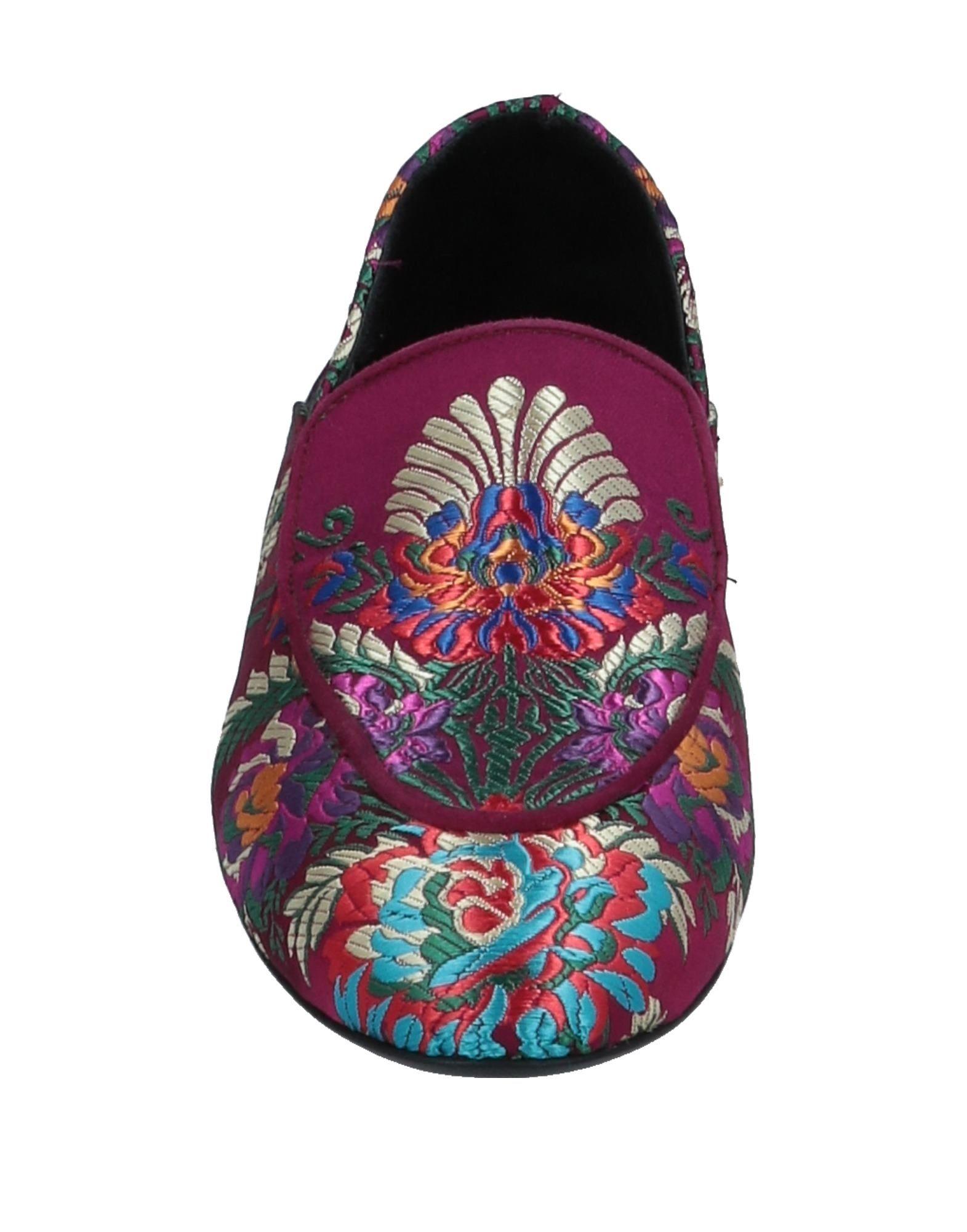 9f153767d117 ... Emanuela Caruso Capri Loafers - Women Women Women Emanuela Caruso Capri  Loafers online on United Kingdom