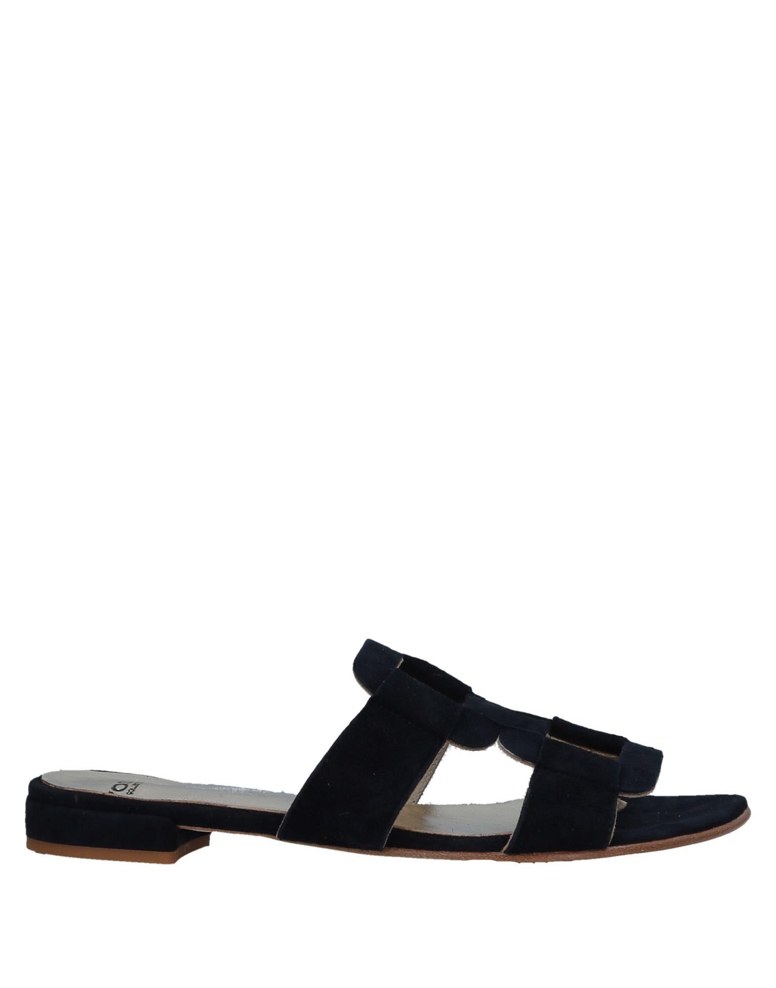 Yosh Collection Pantoletten Damen  11528572MM Gute Qualität beliebte Schuhe