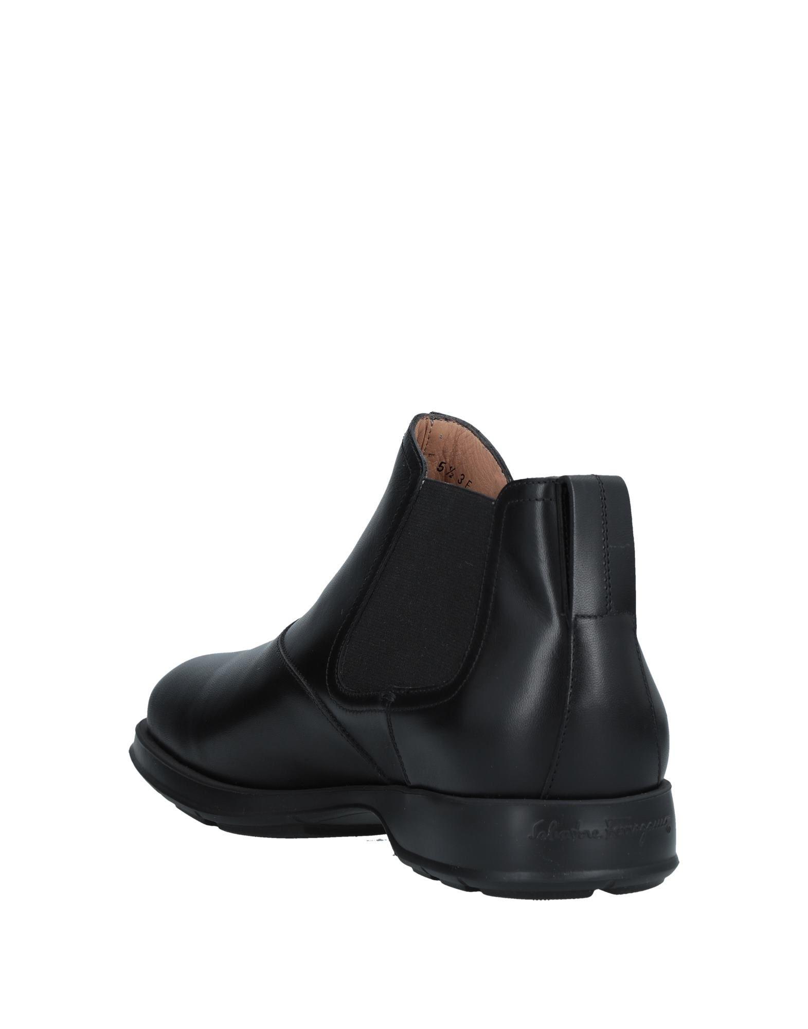 Salvatore Ferragamo Stiefelette Stiefelette Stiefelette Herren  11528602VV Neue Schuhe 5a13a0