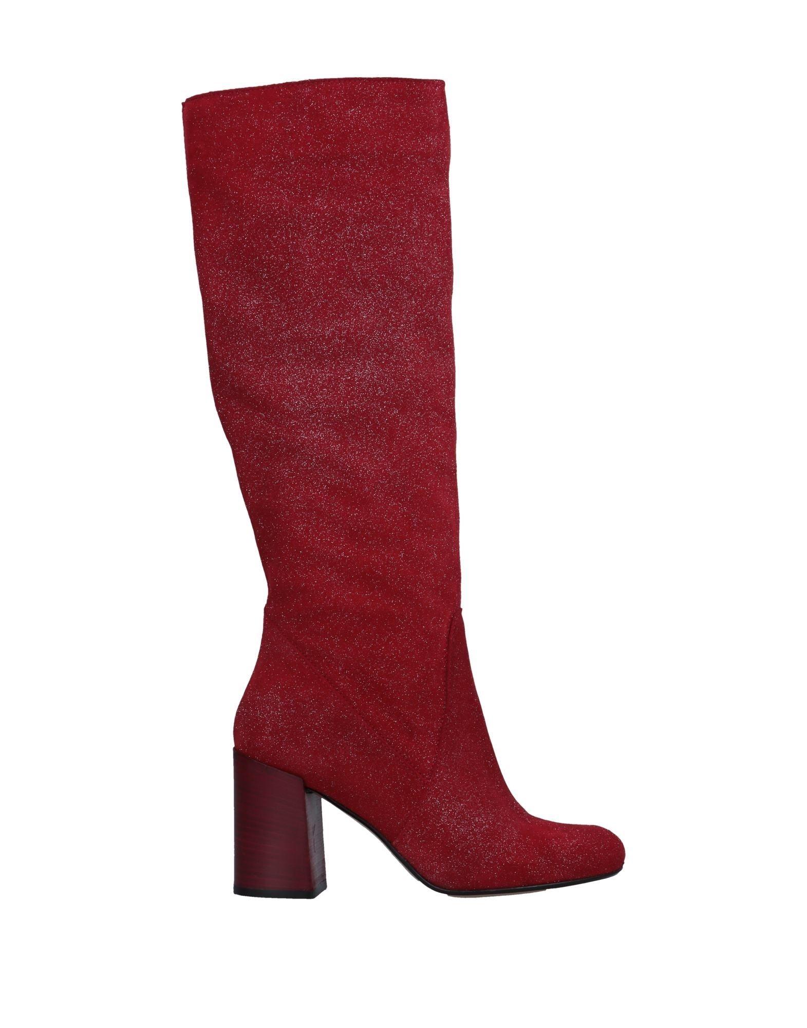 Stilvolle billige Schuhe Unlace Stiefel Damen  11528621RC