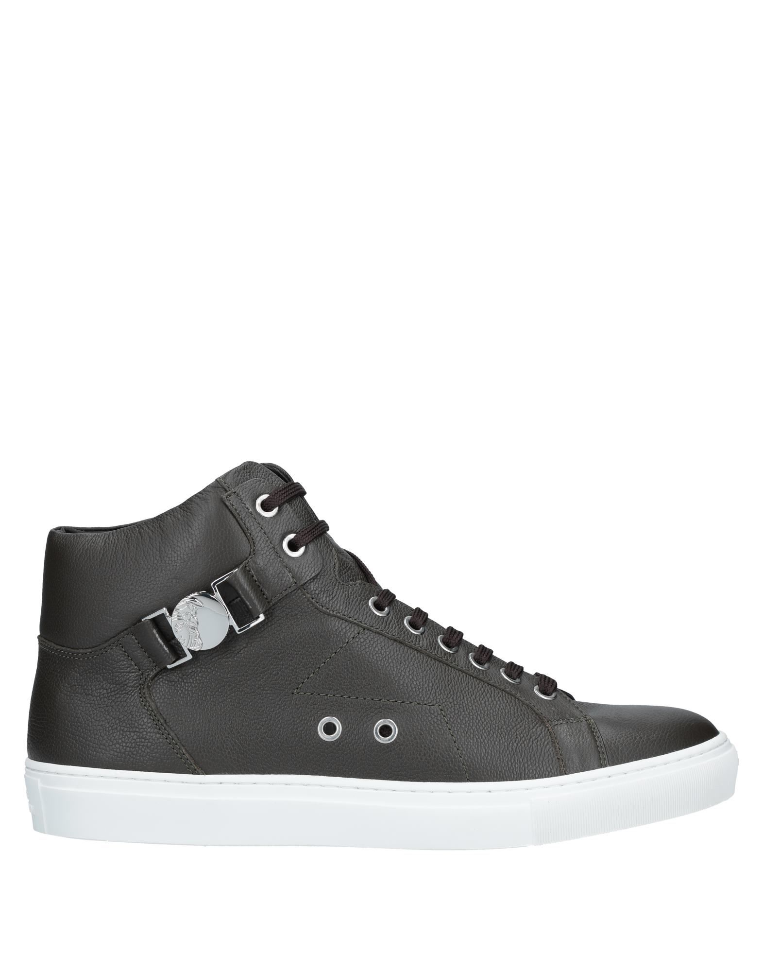 Versace on Collection Sneakers - Men Versace Collection Sneakers online on Versace  Australia - 11528632GX 14e336