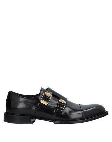 Zapatos con descuento Mocasín Versace Hombre - Mocasines Versace - 11528660VA Negro