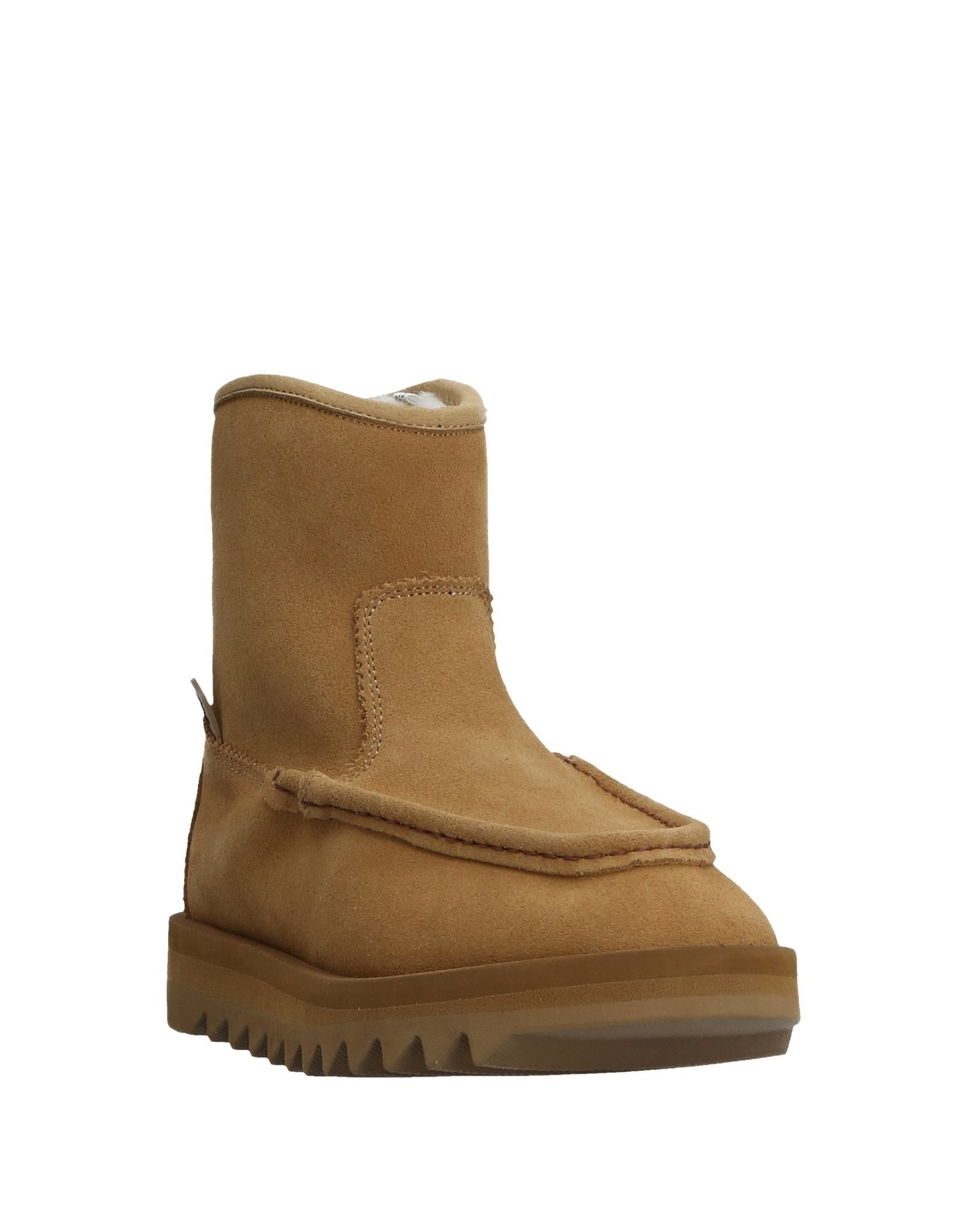 Stilvolle billige Schuhe Suicoke Stiefelette Damen  11528662UM