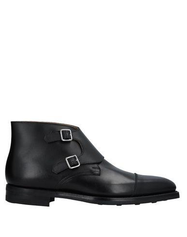 Los últimos zapatos de hombre y mujer Botín - Crockett & Jones Hombre - Botín Botines Crockett & Jones - 11528670SJ Negro 5b3e58