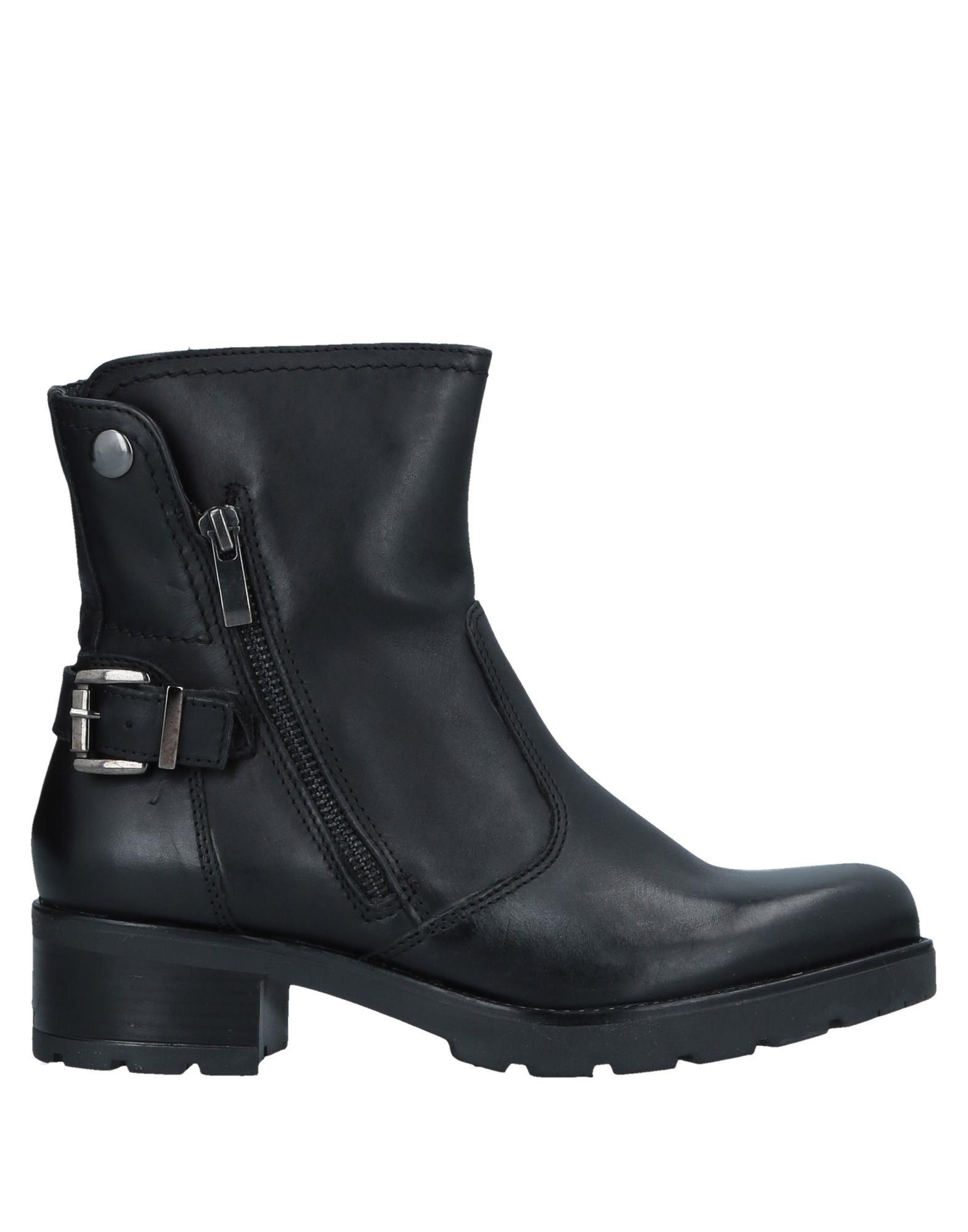 Bottine Primadonna Femme - Bottines Primadonna Noir Chaussures casual sauvages