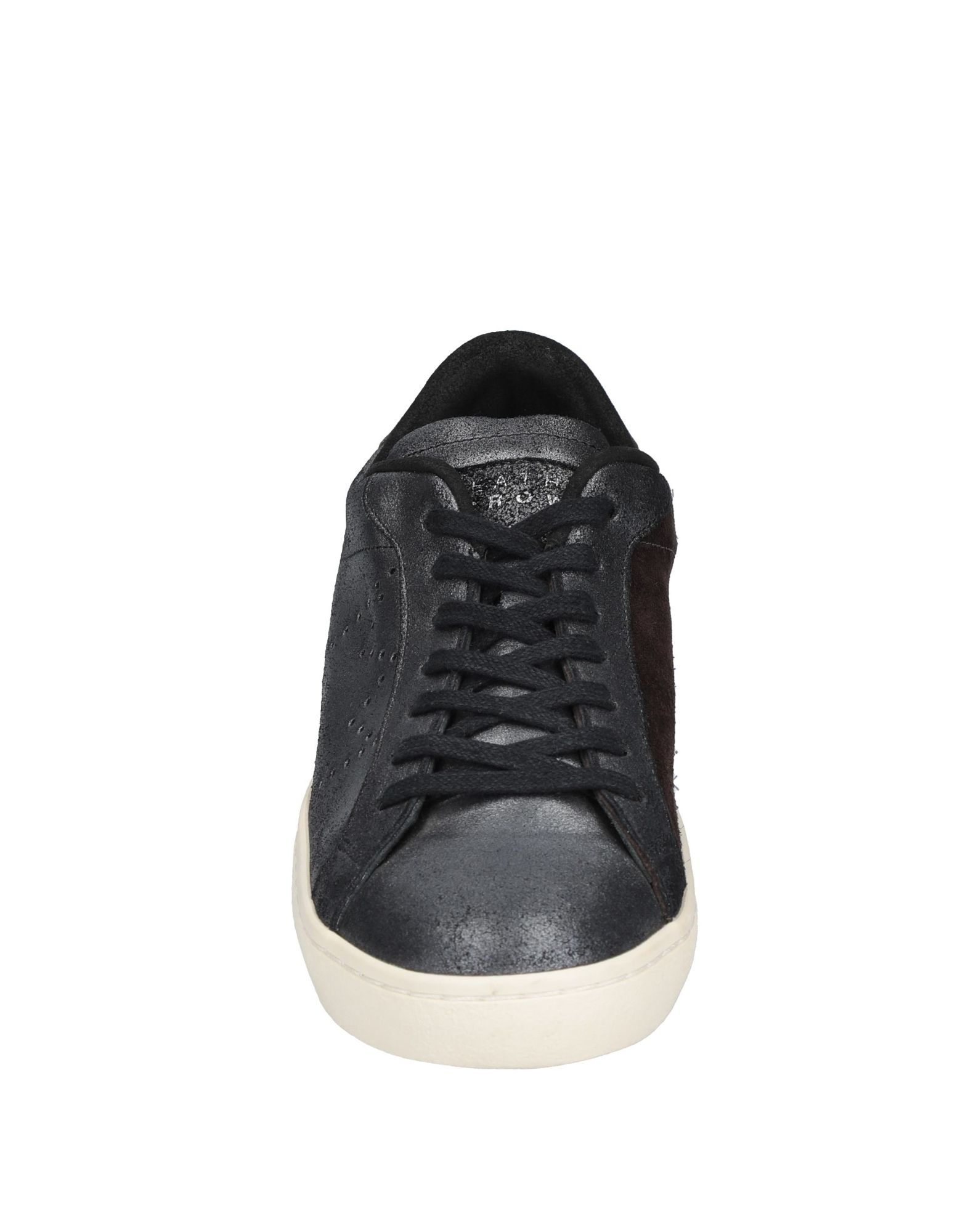 Rabatt echte Schuhe Leather  Crown Sneakers Herren  Leather 11528736SJ b10ab6
