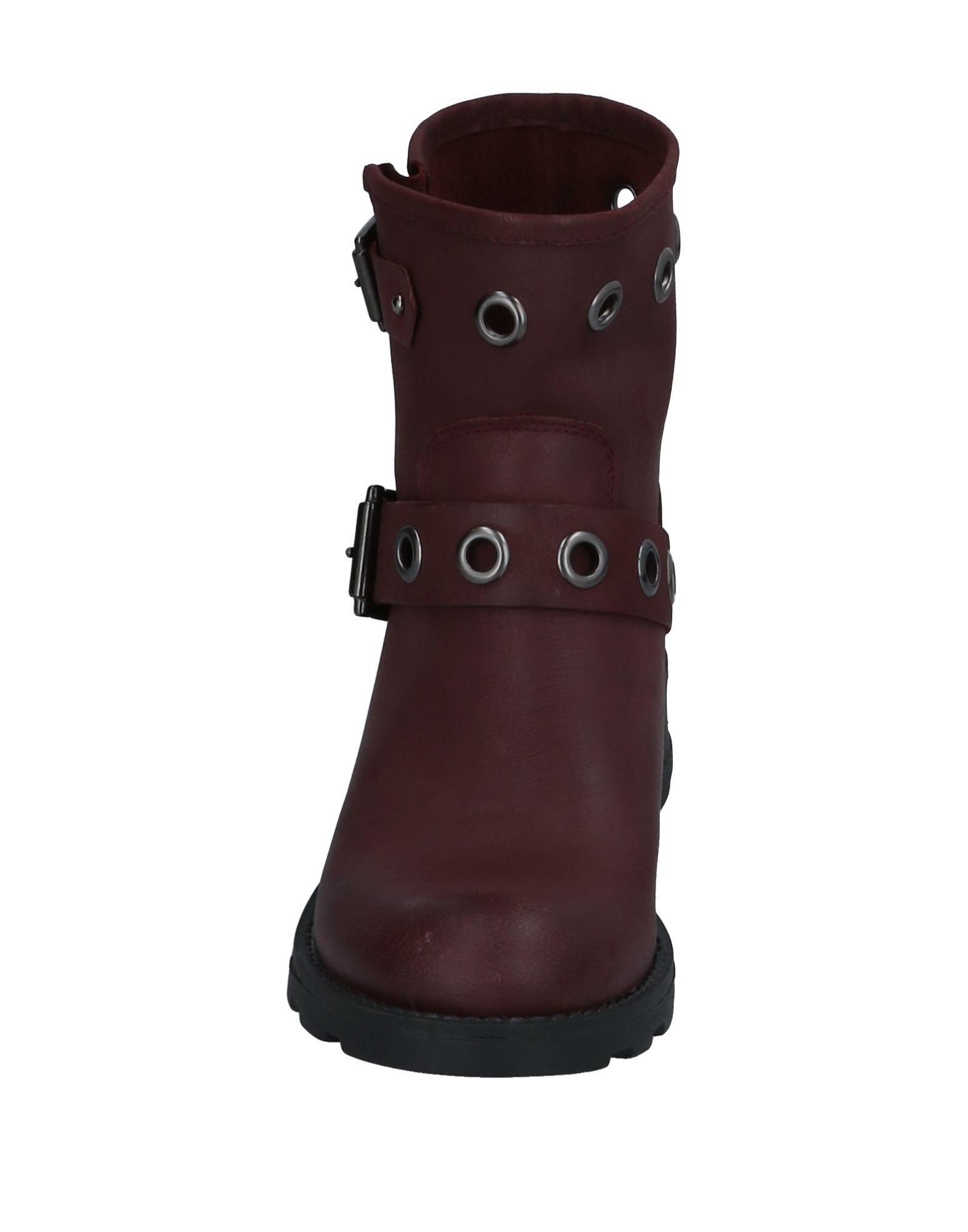 Unlace Stiefelette Damen  11528852CK Gute Qualität beliebte Schuhe