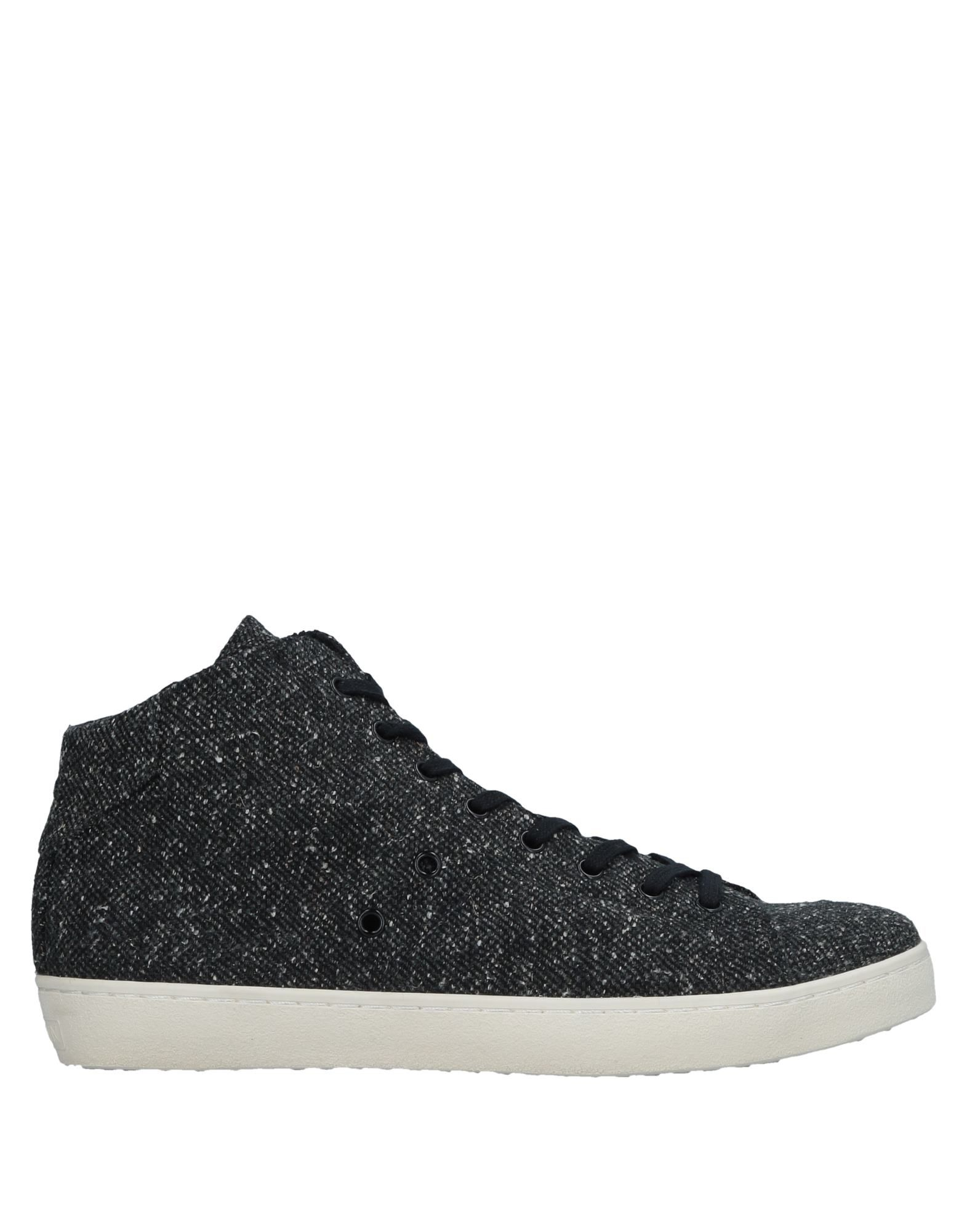Sneakers Leather Crown Uomo - 11528927AI