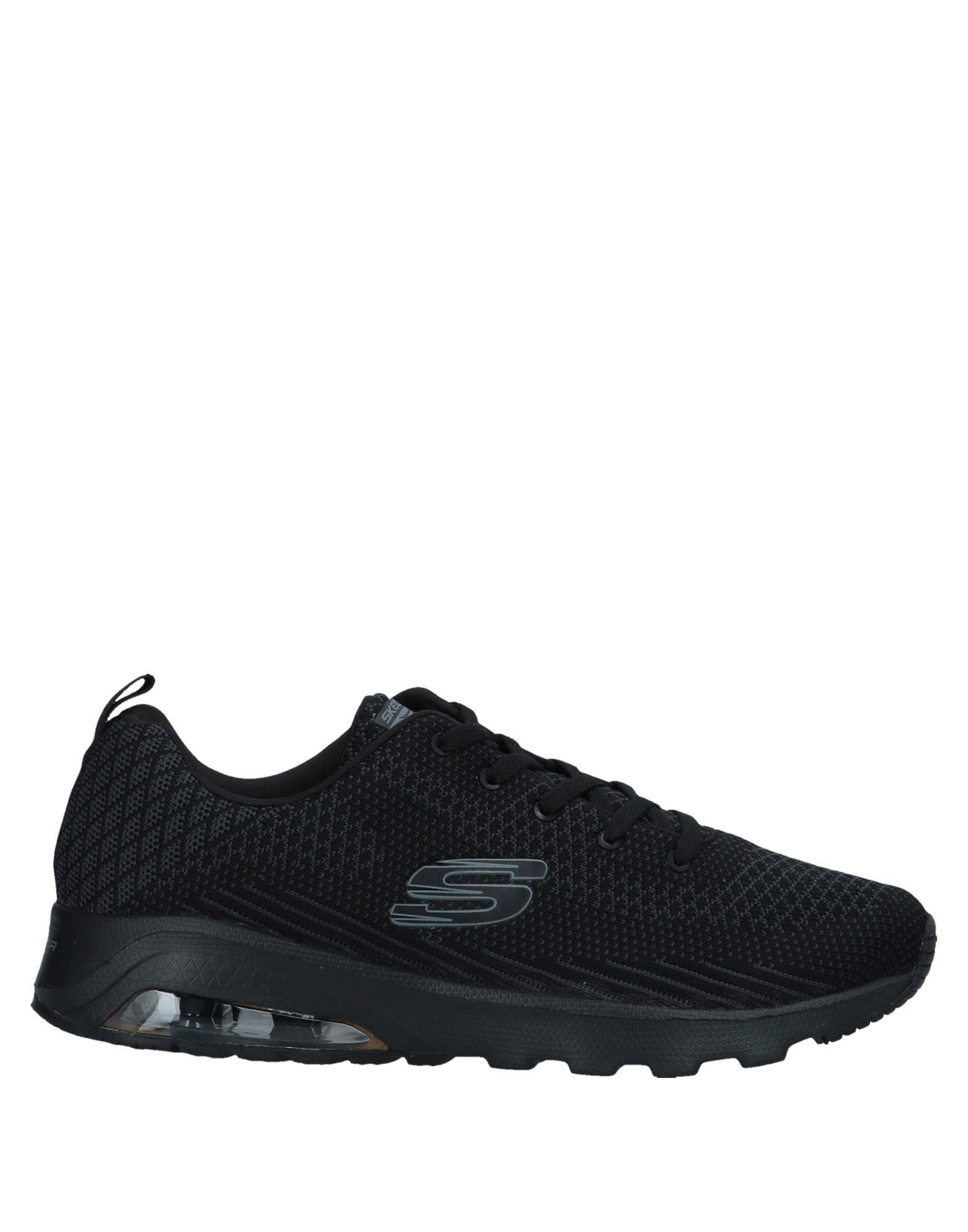 Baskets Skechers Femme - chaussures Baskets Skechers Noir Nouvelles chaussures - pour hommes et femmes, remise limitée dans le temps 206696