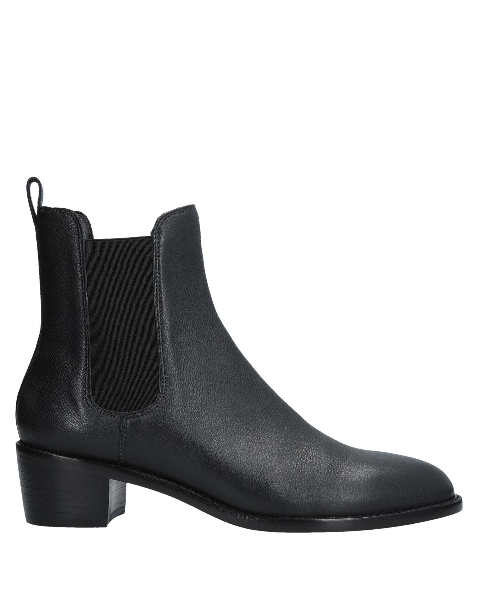 Rabatt Schuhe Loeffler Randall Chelsea Boots Damen  11529060DP