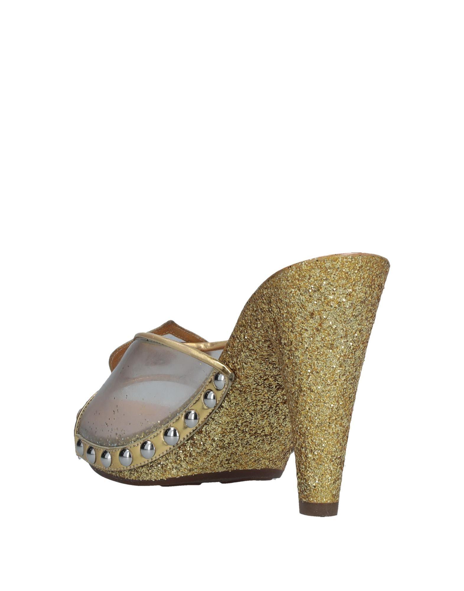 Rabatt Schuhe Marc By  Marc Jacobs Pantoletten Damen  By 11529109GX 9dfd0a
