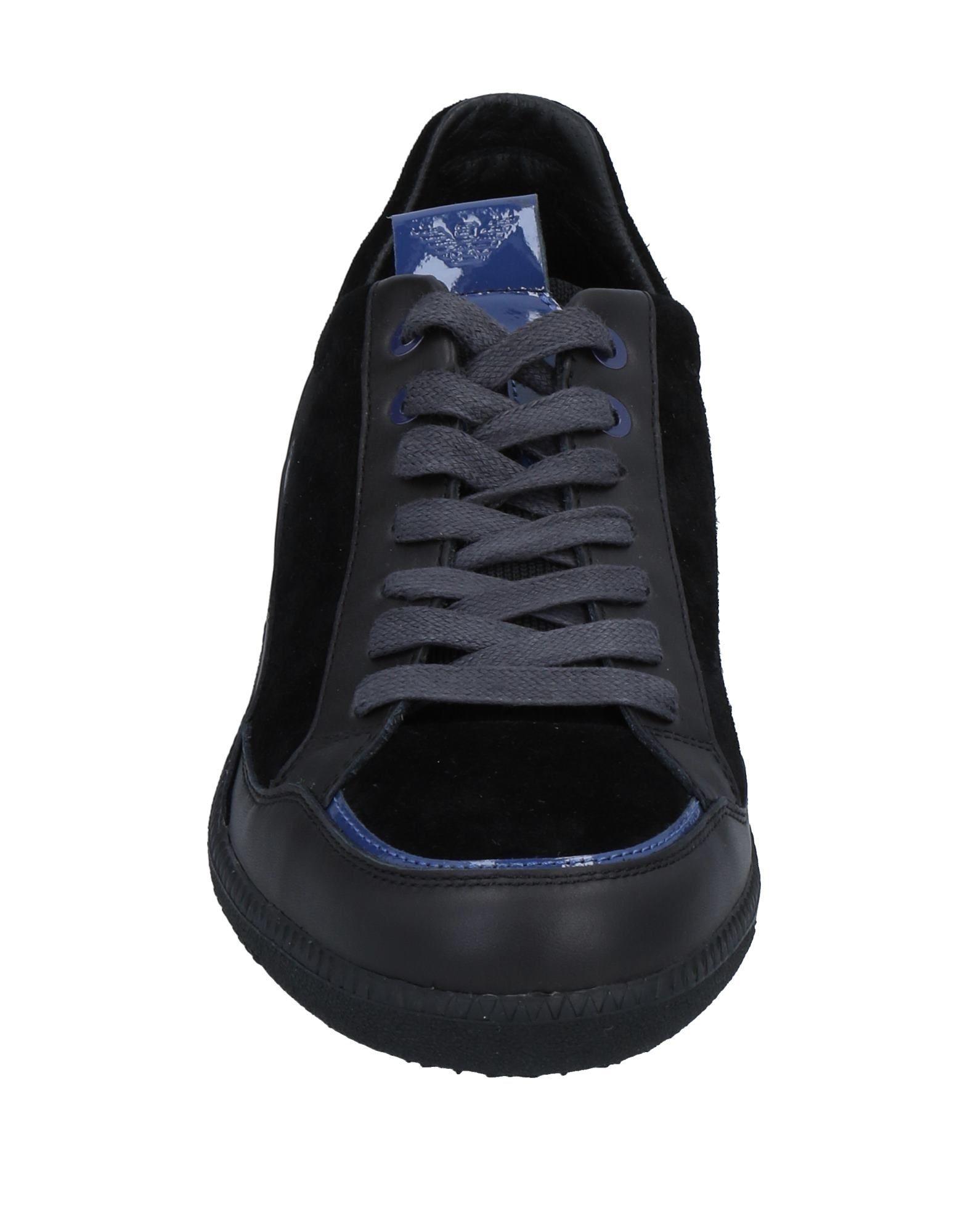 Rabatt echte Schuhe Herren Emporio Armani Sneakers Herren Schuhe  11529125CX 2f321f