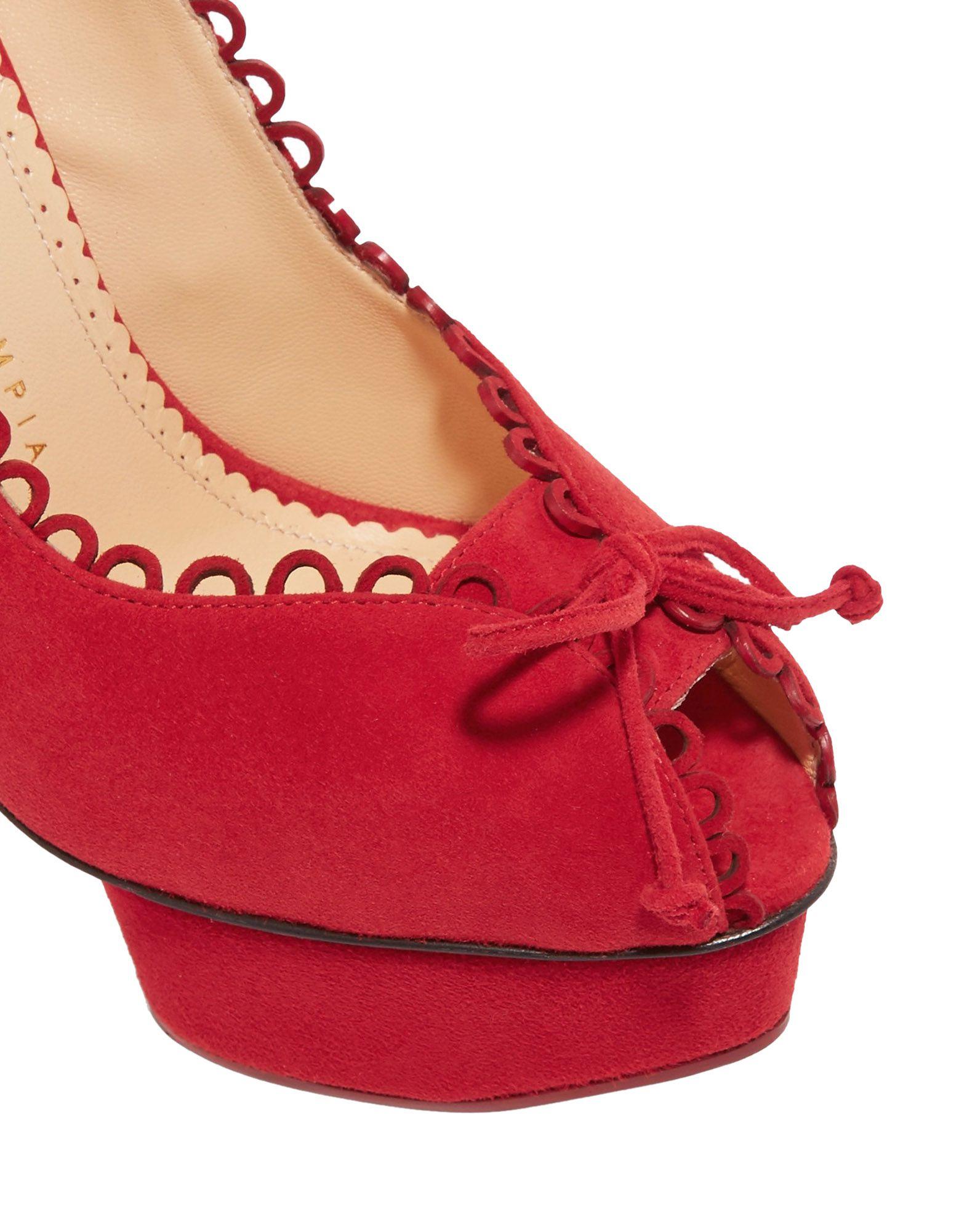Charlotte Olympia Pumps Schuhe Damen  11529178UT Beliebte Schuhe Pumps e833d3