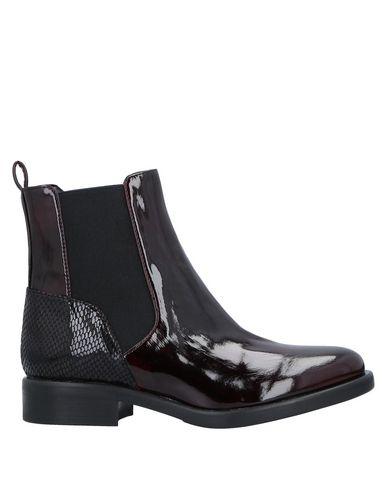 Zapatos casuales salvajes Botas Chelsea Chocolà Mujer - Botas Chelsea Chocolà   - 11529366HK