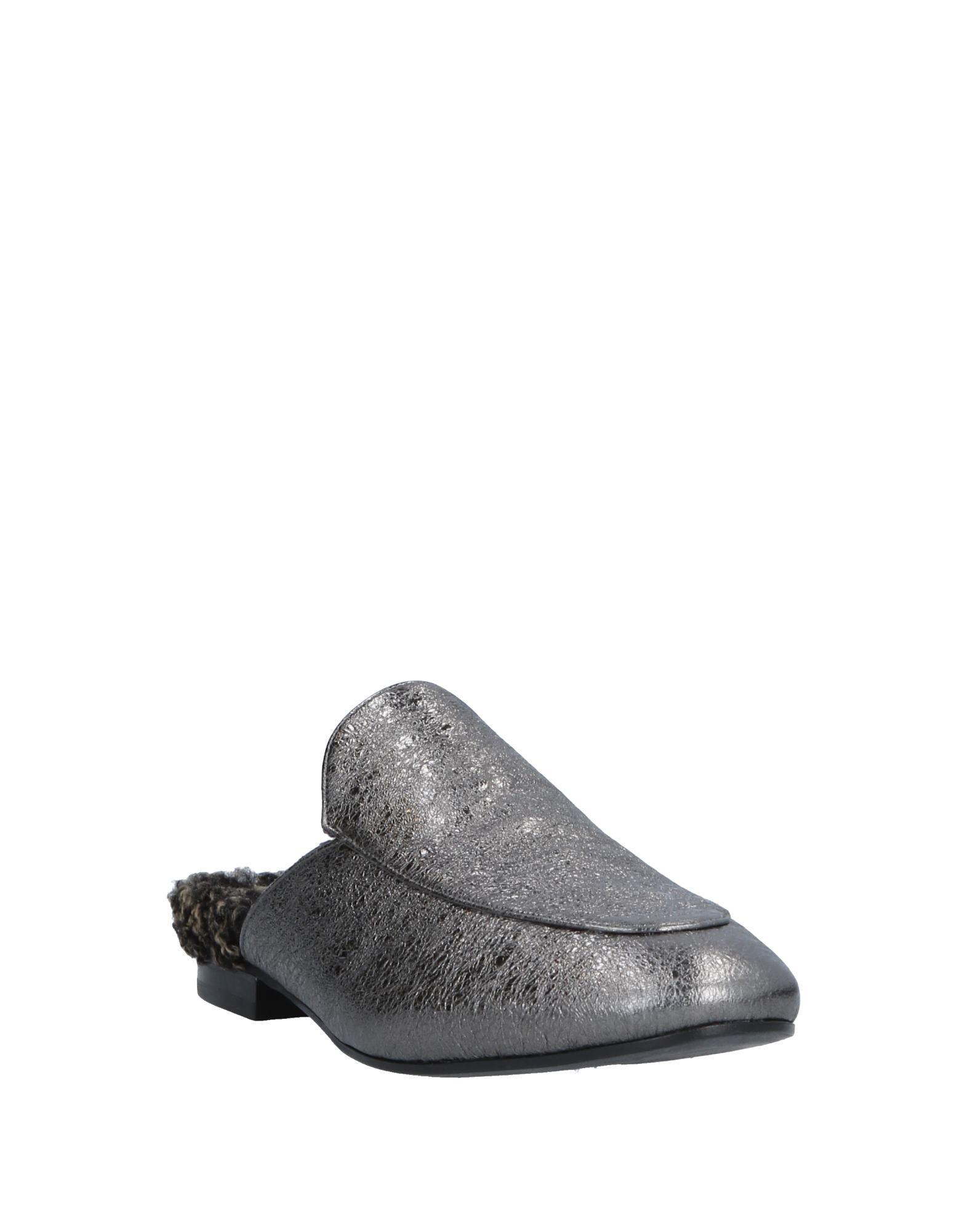 Emanuela Caruso Neue Capri Pantoletten Damen  11529449SN Neue Caruso Schuhe d9ebb9