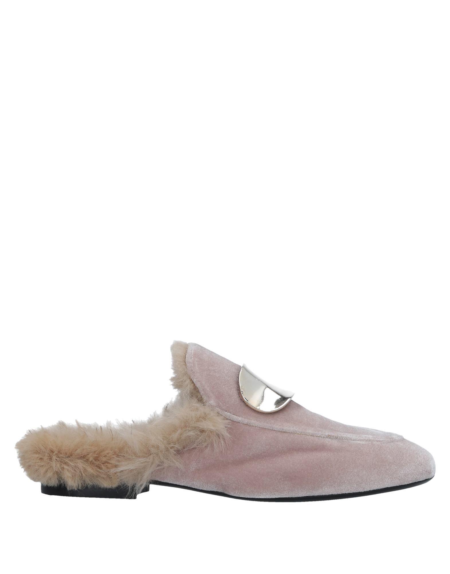 Stilvolle billige Pantoletten Schuhe Emanuela Caruso Capri Pantoletten billige Damen  11529457CQ eb749d