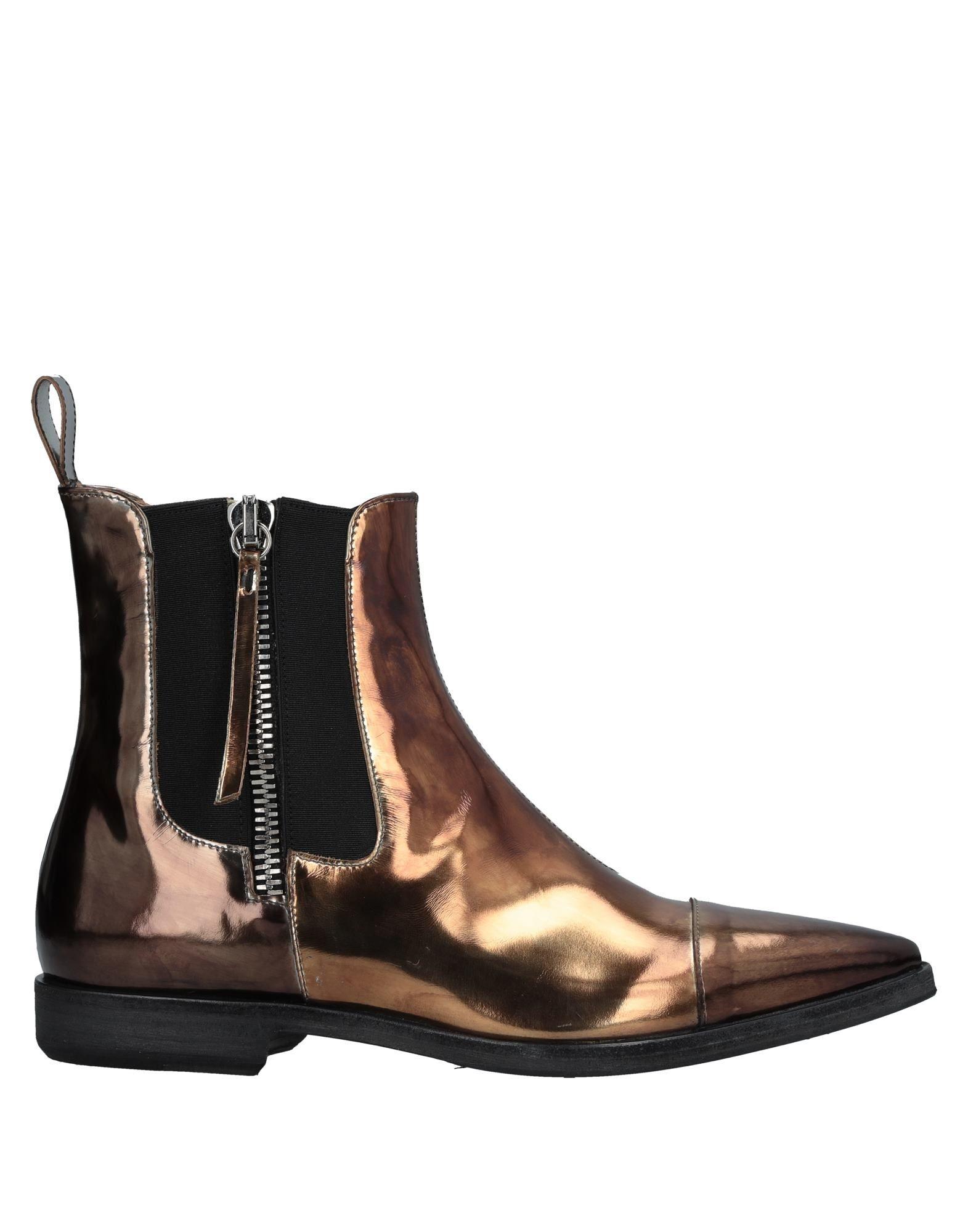 Rabatt Schuhe Premiata Chelsea Boots Damen  11529521FJ