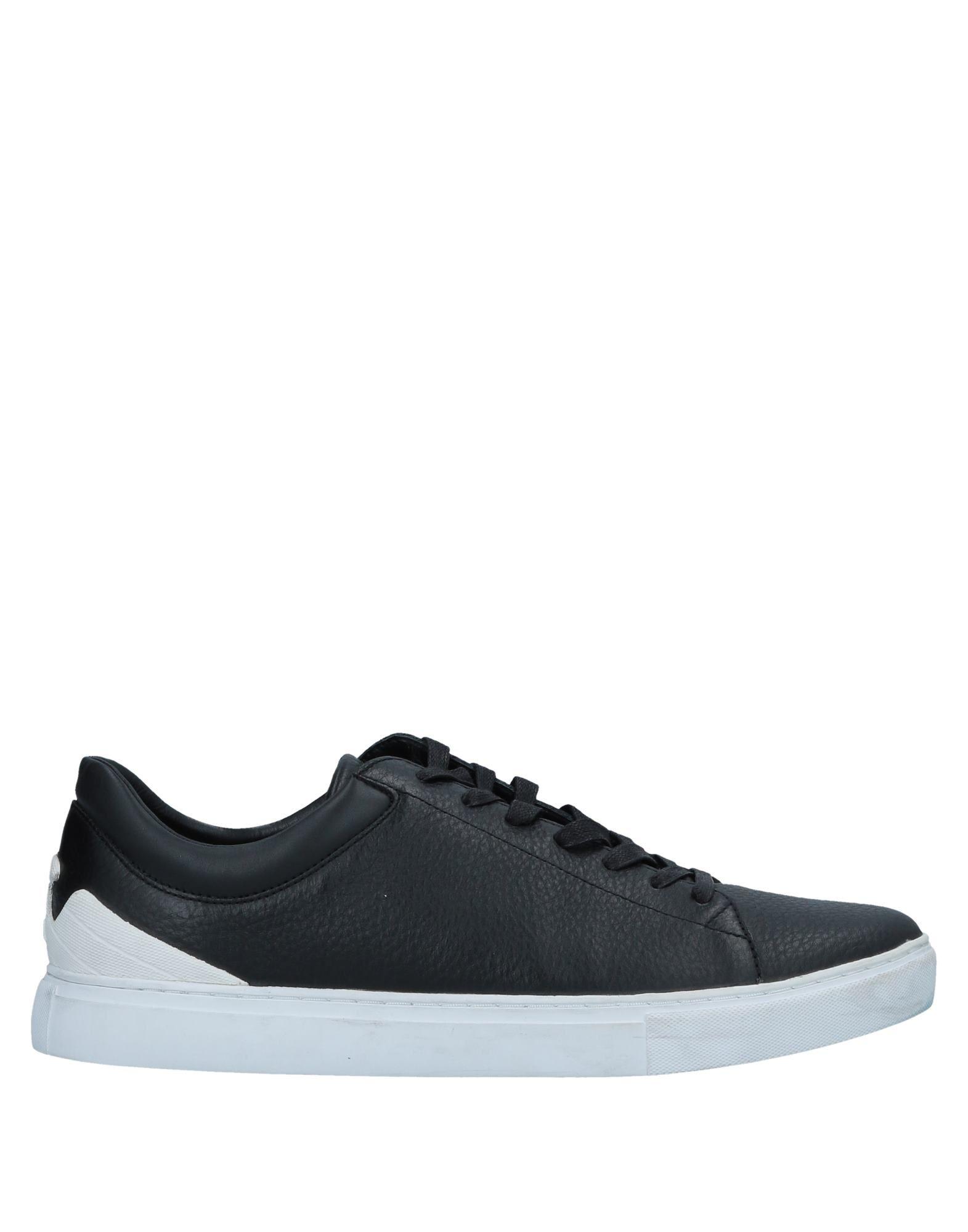 Baskets Emporio Armani Homme - Baskets Emporio Armani  Noir Les chaussures les plus populaires pour les hommes et les femmes