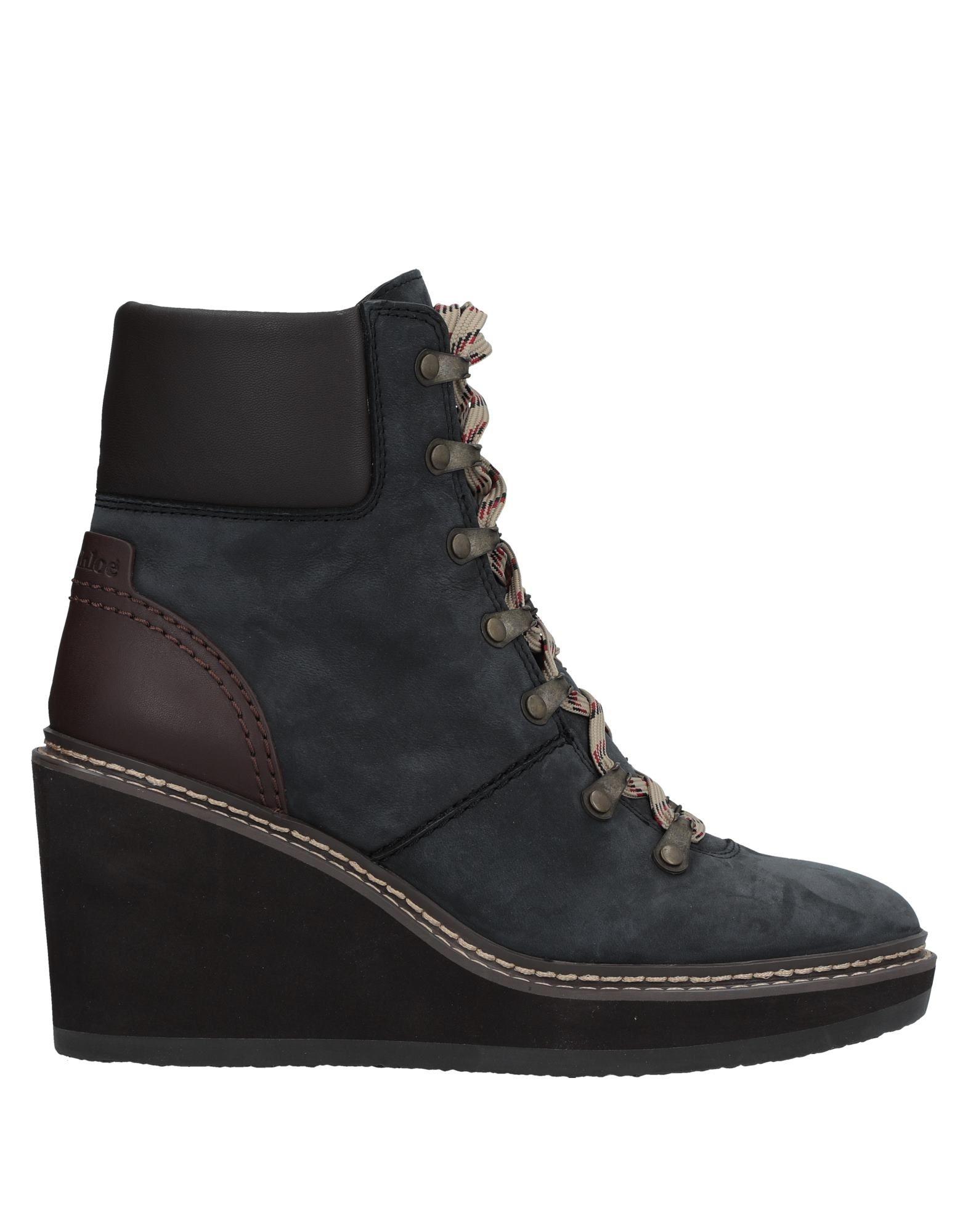 See By Chloé Stiefelette Damen  11529570KE Neue Schuhe