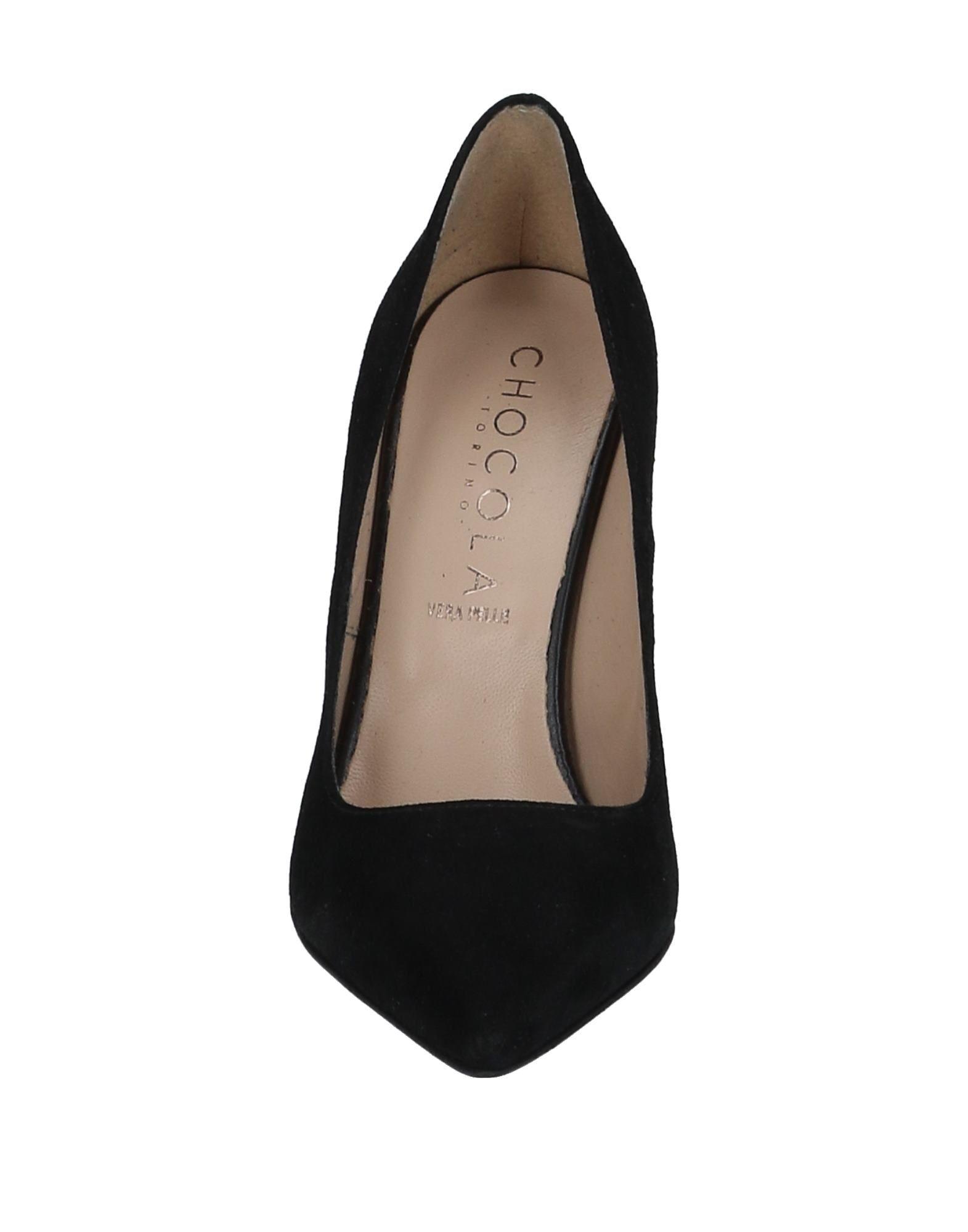 Chocolà 11529595OP Pumps Damen  11529595OP Chocolà Gute Qualität beliebte Schuhe c7c2c2