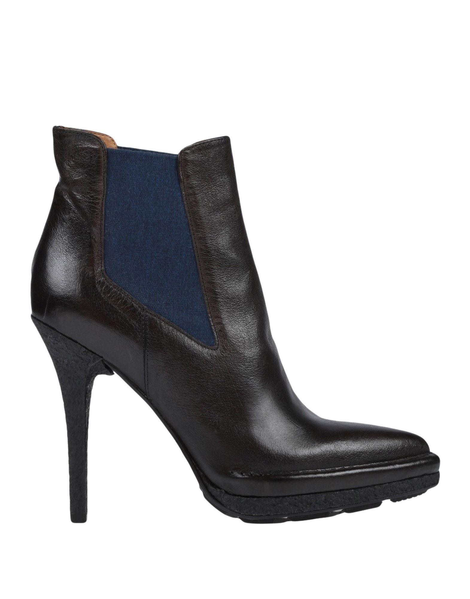Rabatt Schuhe Premiata Stiefelette Damen  11529630DB