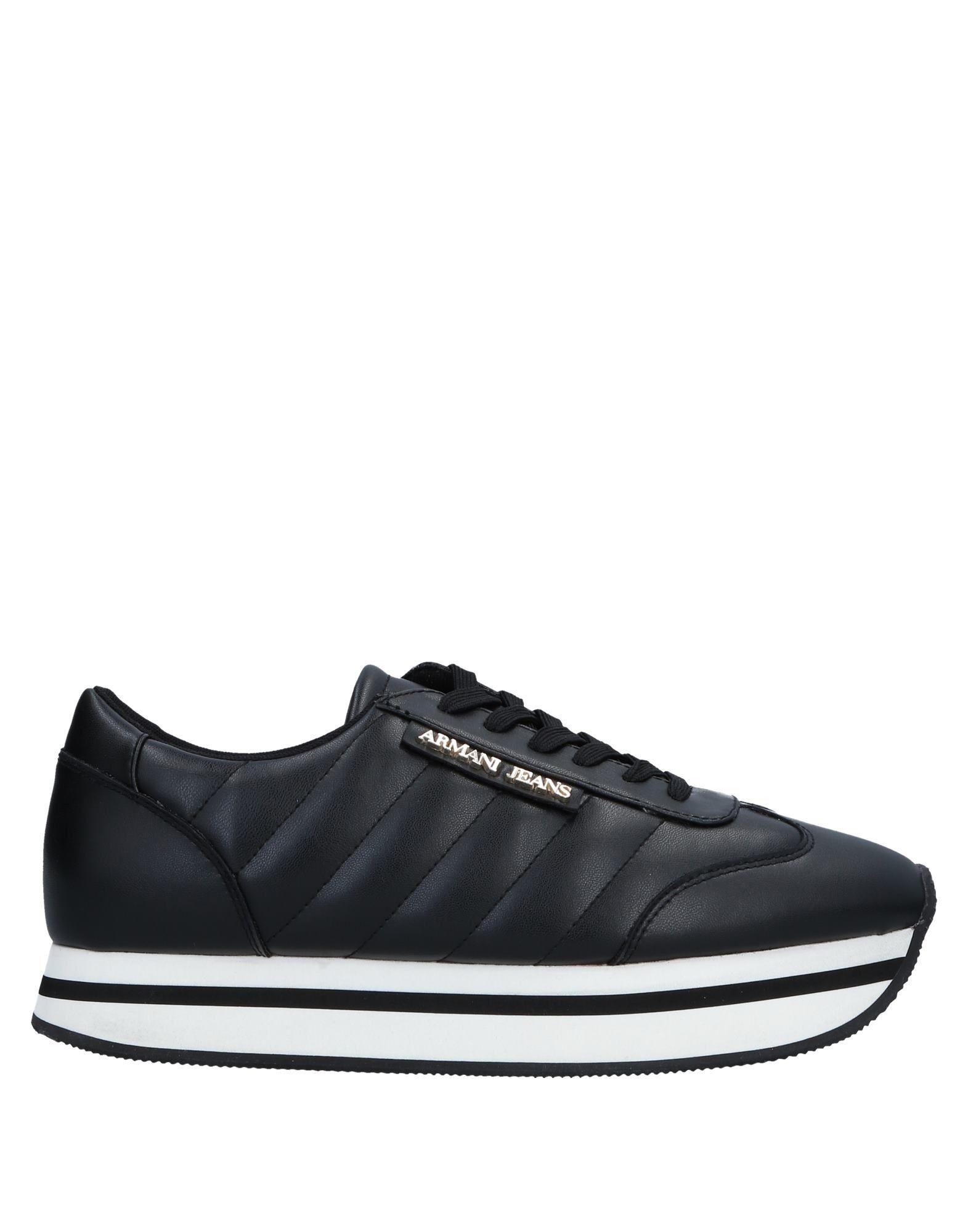 Armani Jeans Sneakers Damen  11529729LA Neue Schuhe