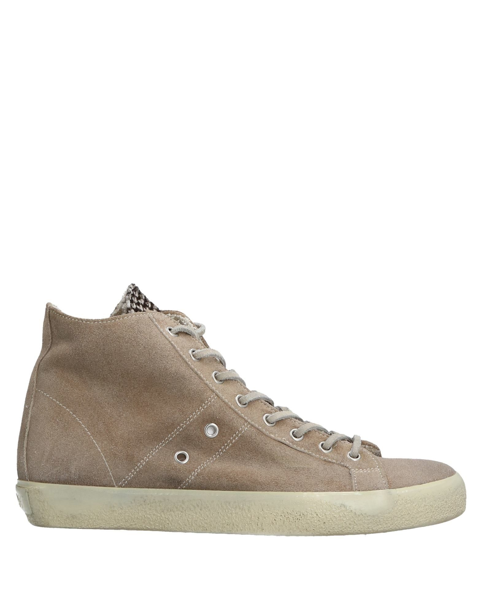 Sneakers Leather Crown Uomo - 11529811BQ