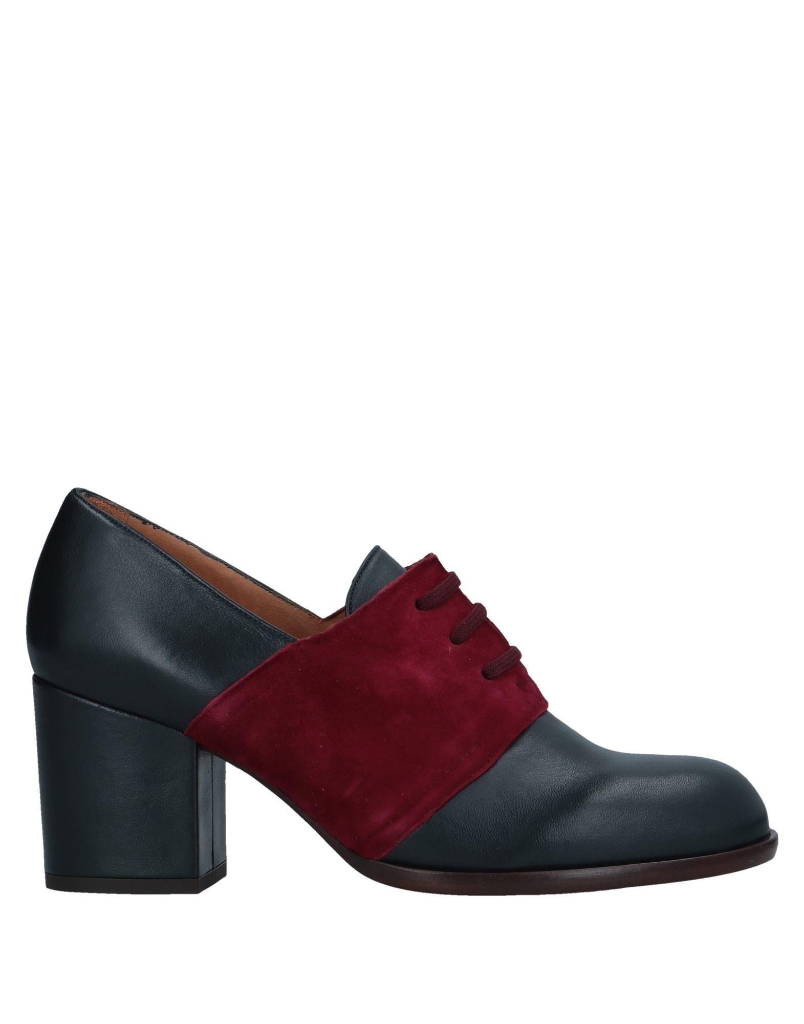 Moda barata y hermosa Zapato Zapato hermosa De Cordones Chie Mihara Mujer - Zapatos De Cordones Chie Mihara  Azul oscuro 92e8eb