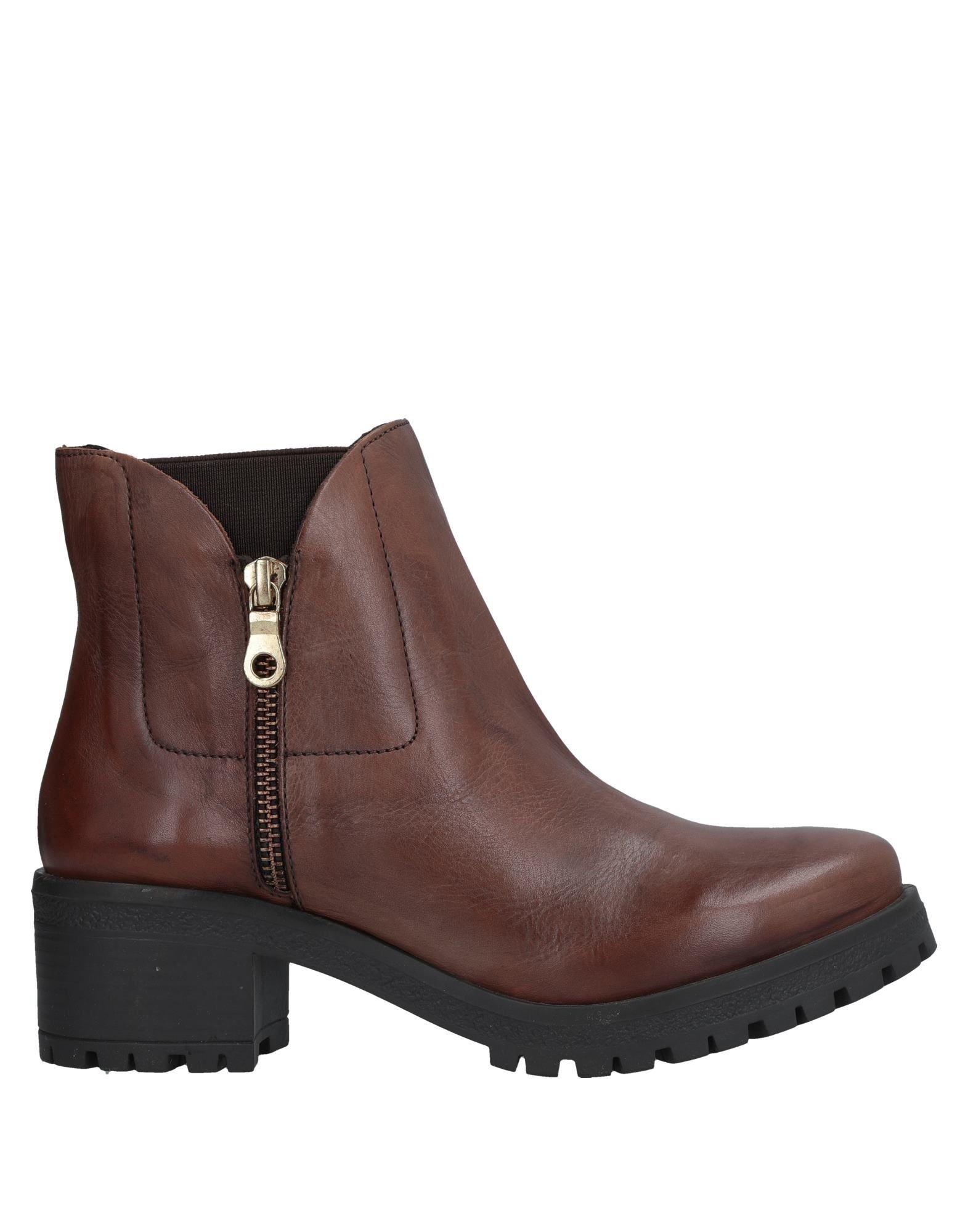 Haltbare Mode billige Schuhe Pregunta Stiefelette Damen  11529908TK Heiße Schuhe