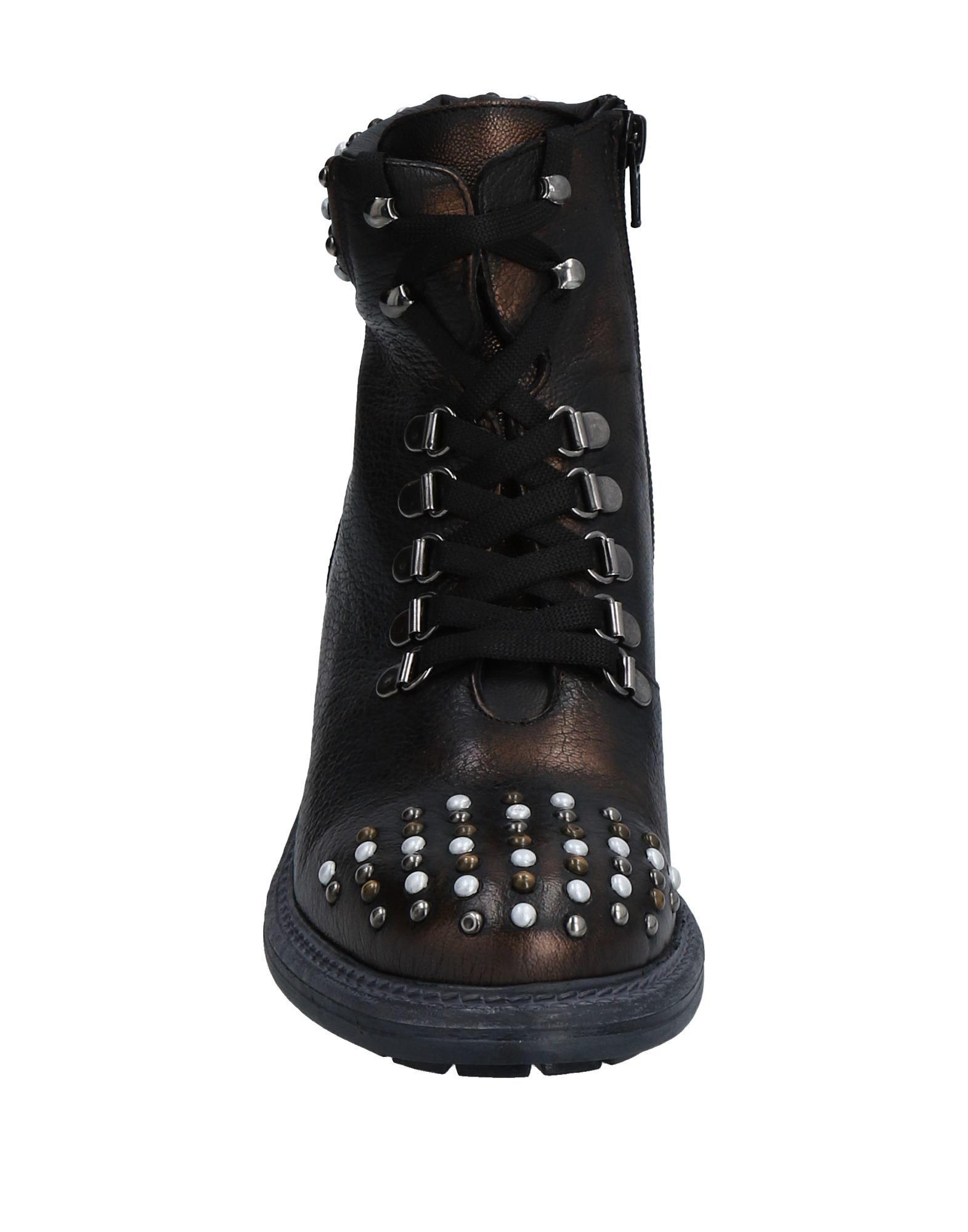 Stilvolle billige Schuhe 11529941SO Brawn's Stiefelette Damen  11529941SO Schuhe 3b44c1